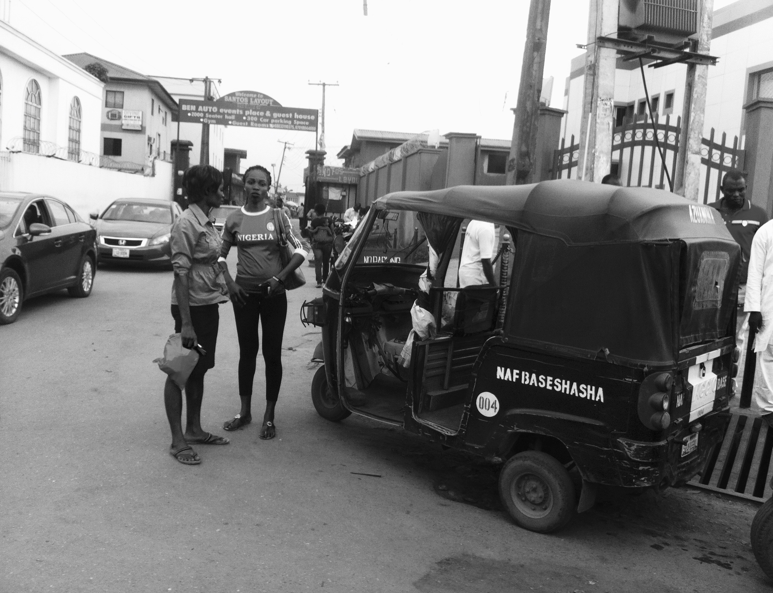 Ikeja, Lagos, Nigeria. #JujuFilms