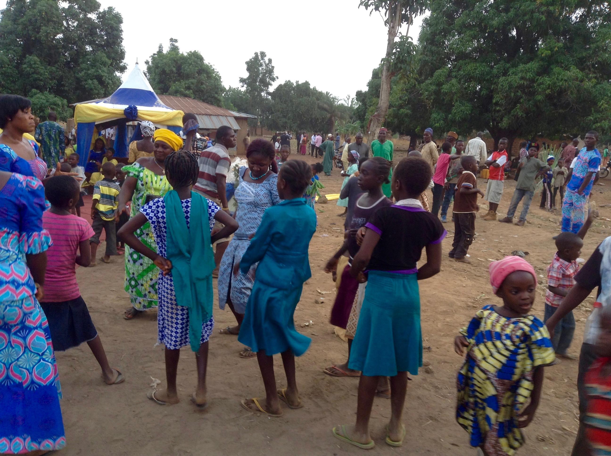 Celebrating in Fadan Karshe, Kaduna, Nigeria. #JujuFilms