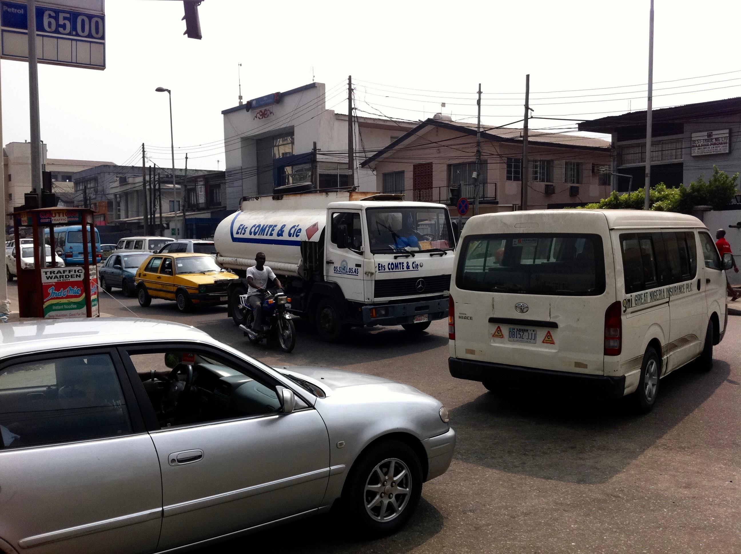 Awolowo Road, Ikoyi, Lagos Island, Nigeria. #JujuFilms