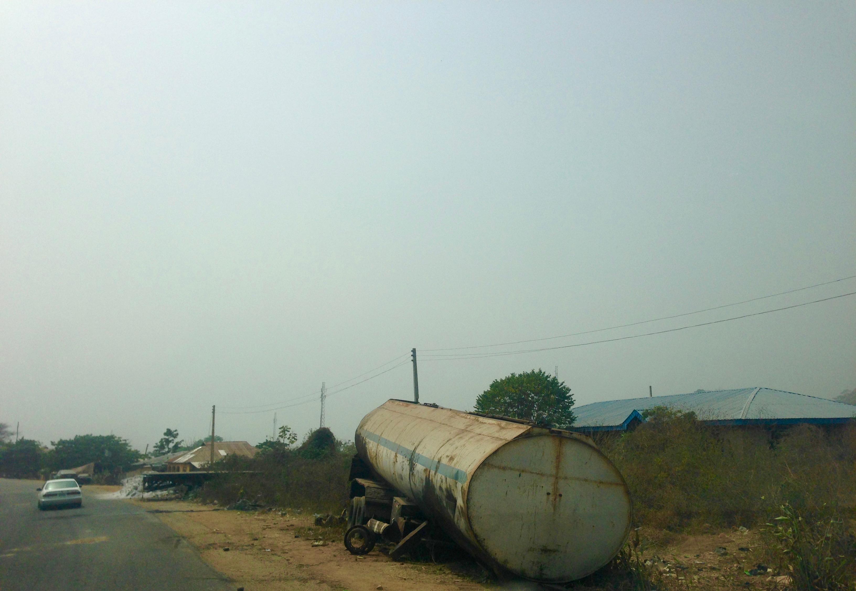 Nigerian Highways, Oka, Ondo, Nigeria. #JujuFilms