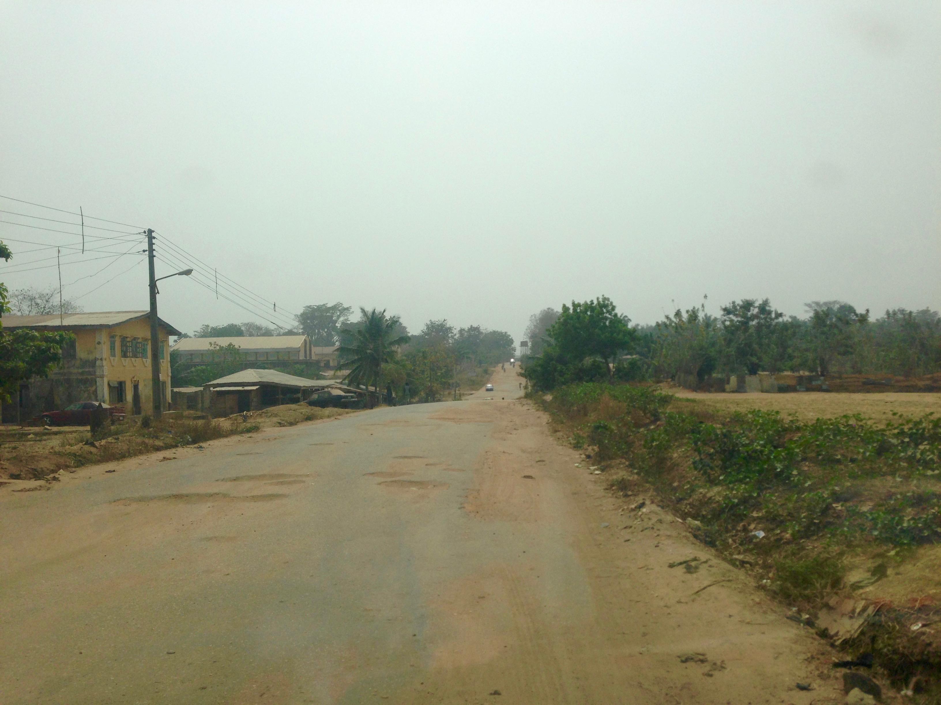 Oka, Ondo, Nigeria. #JujuFilms