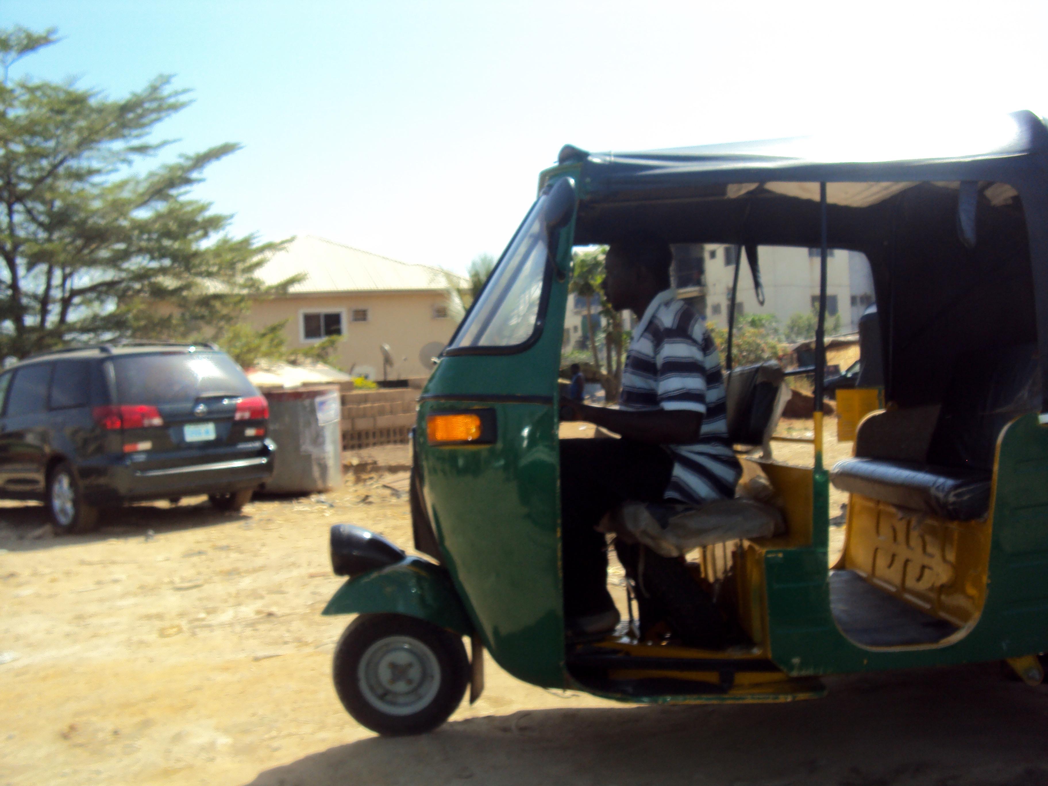 Keke in Gwarinpa, FCT, Abuja, Nigeria. #JujuFilms