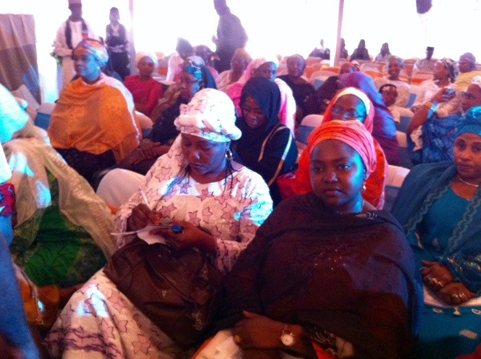 Human Rights Activist Najatu Muhammad, Abuja, Nigeria. #JujuFilms
