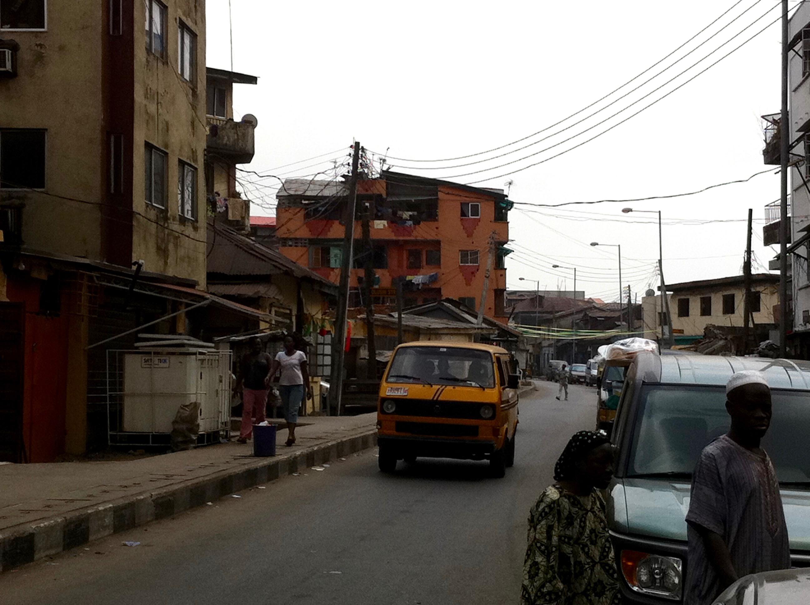 Isale Eko, Lagos Island, Nigeria. #JujuFilms
