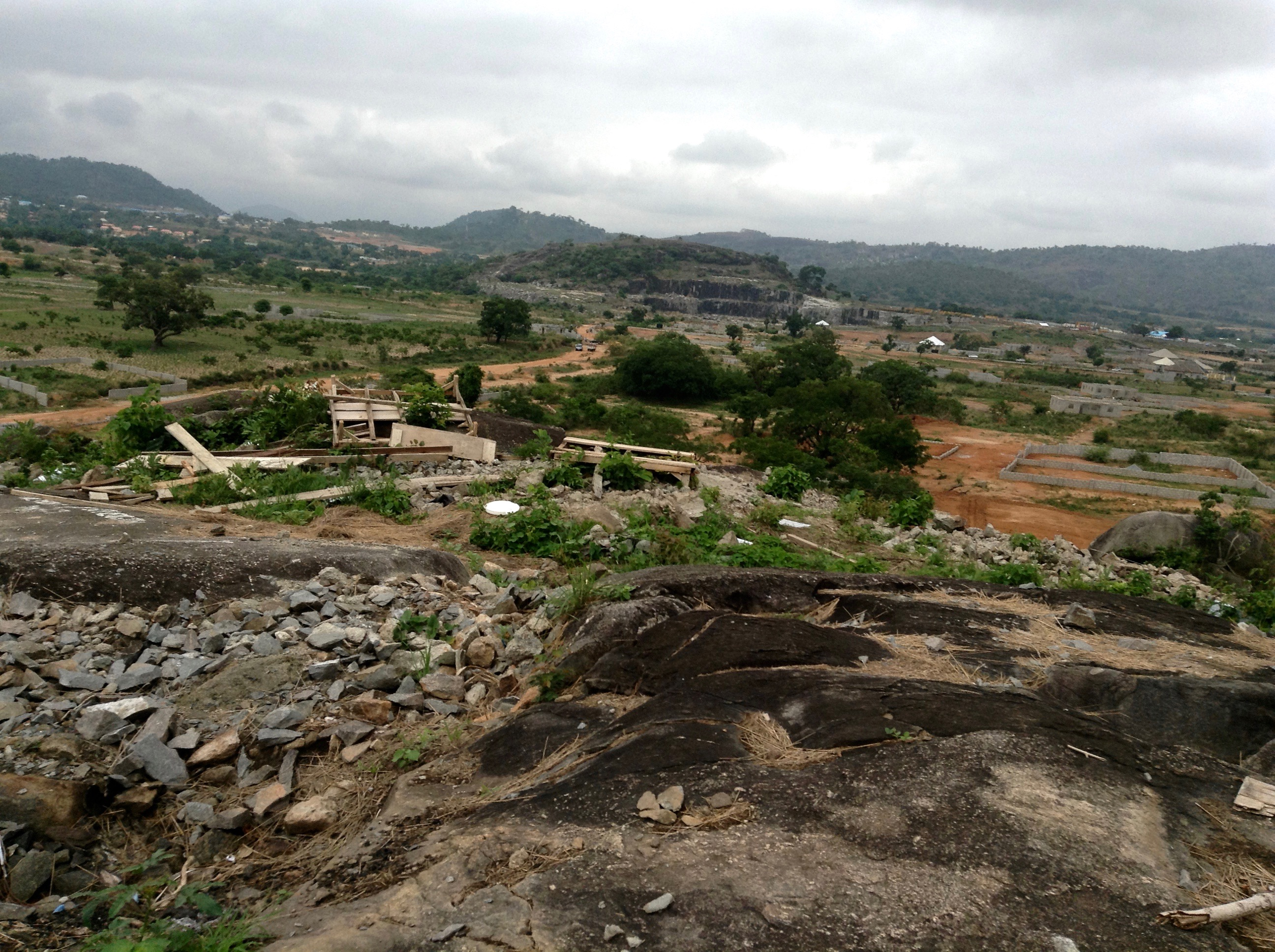 Ushafa Village, FCT, Nigeria. #JujuFilms