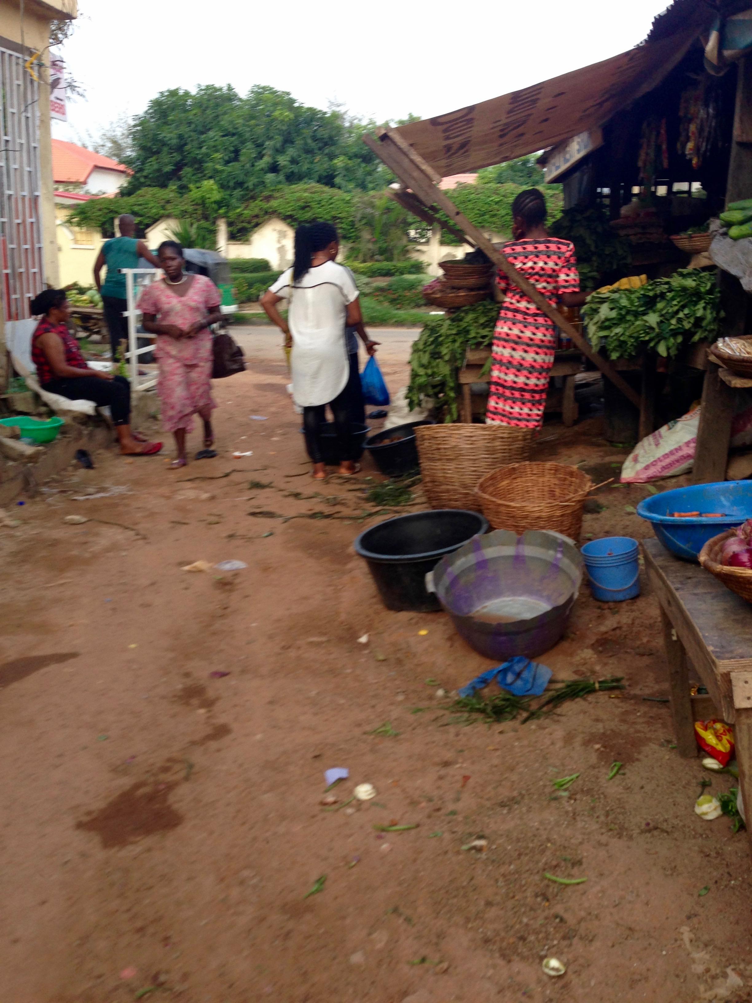 Galadima Market, Galadima, FCT, Abuja, Nigeria. #JujuFilms