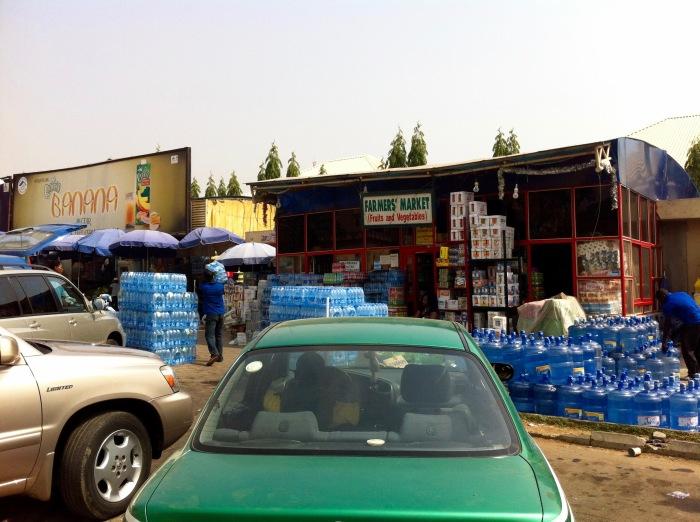 Farmers Market Abuja, Nigeria. #JujuFilms