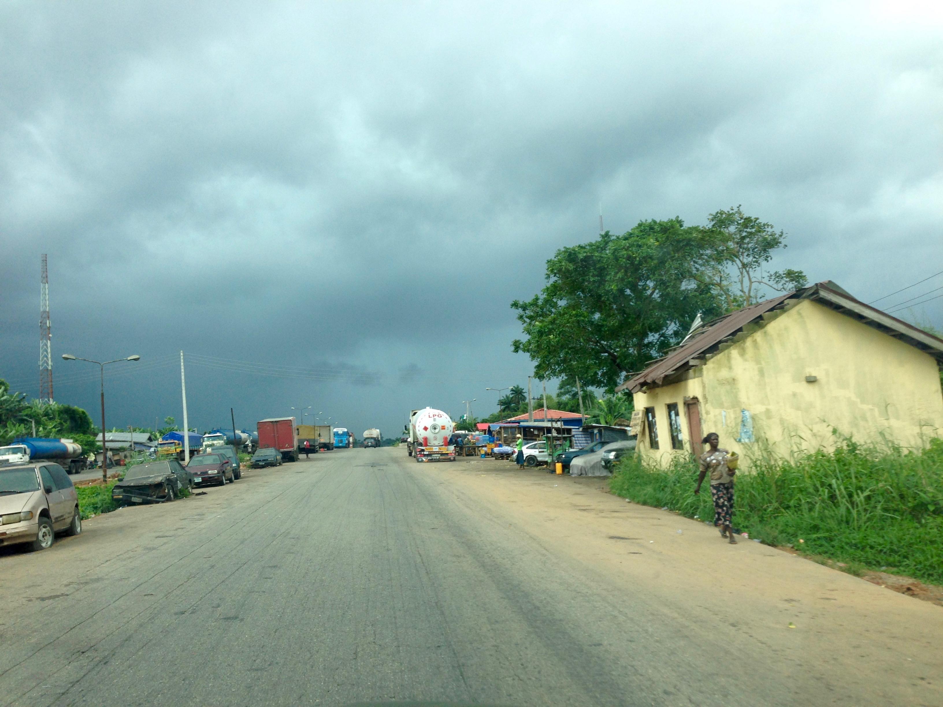Ife/Ibadan Highway, Ode Omu, Osun, Nigeria. #JujuFilms