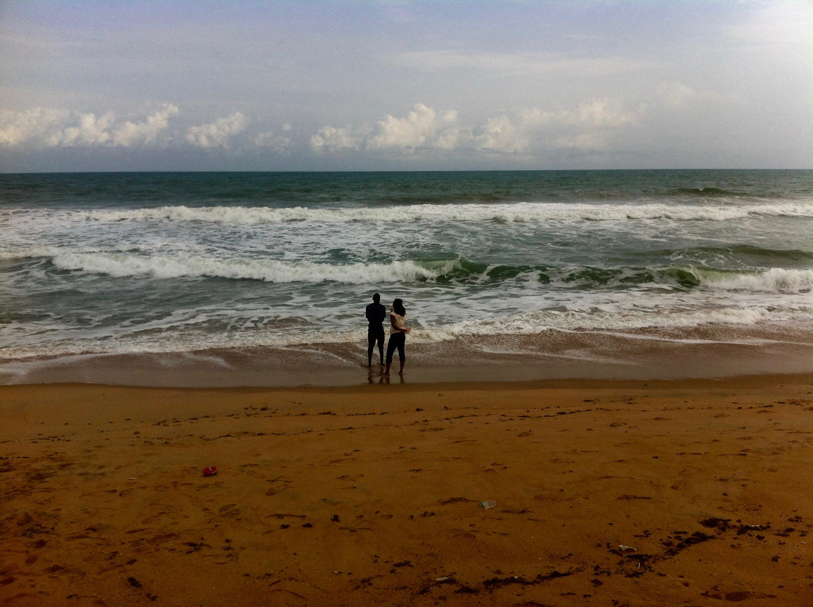 Fidjrosse Beach, Cotonou, Benin. #JujuFilms