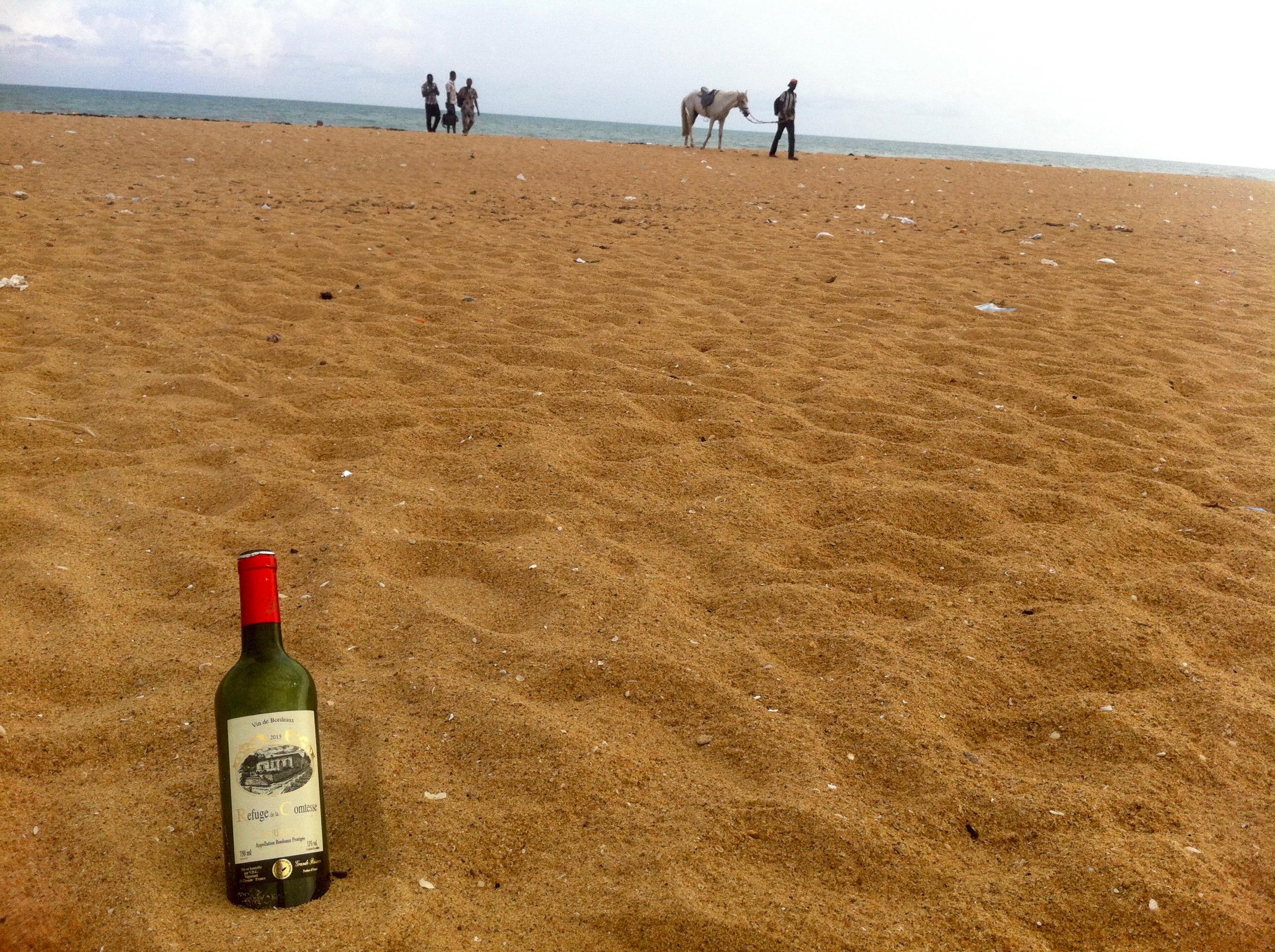 Fidjrosse Beach, Benin. #JujuFilms