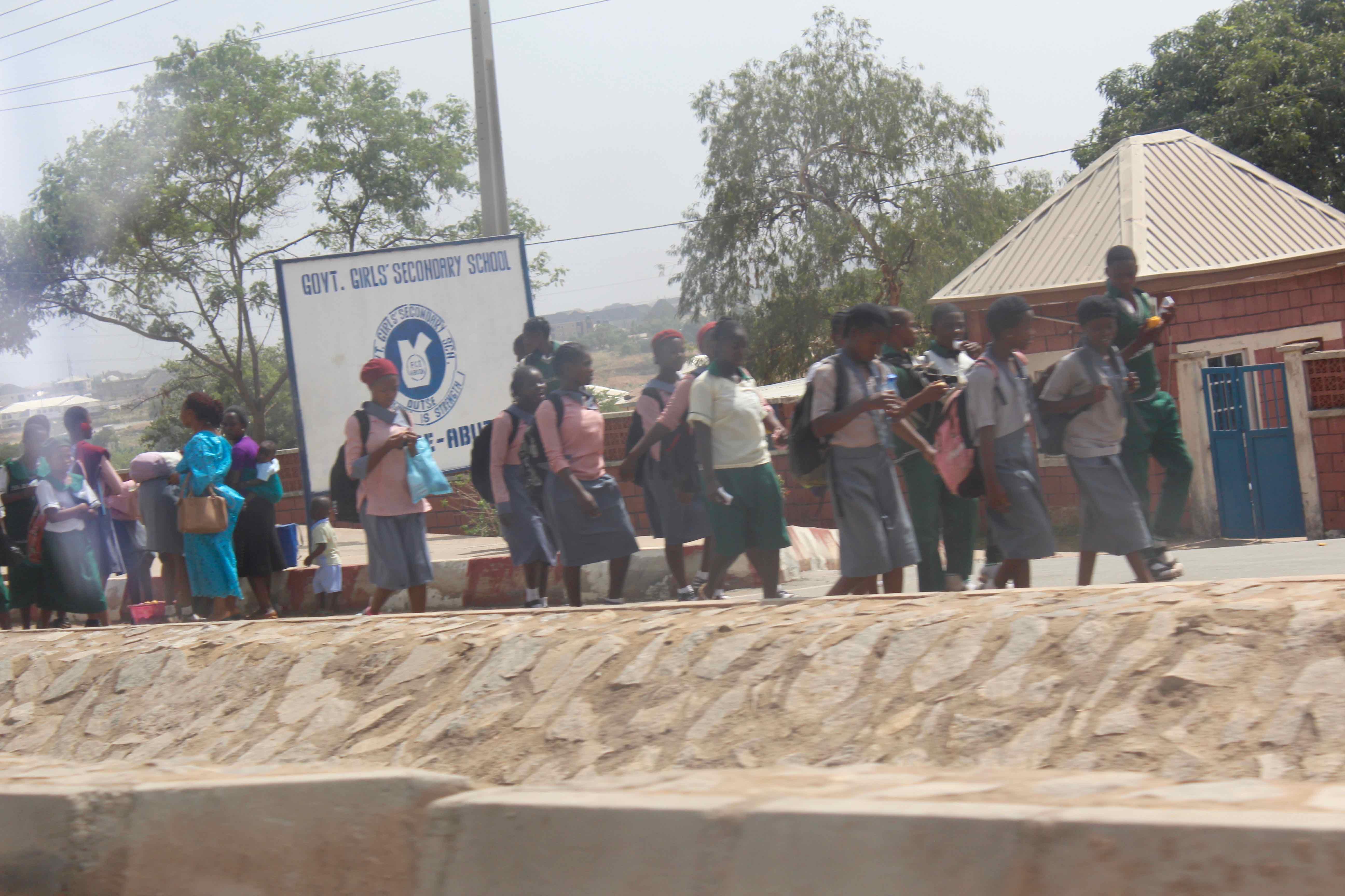 Government Girls' Secondary School, Dutse, Abuja, Nigeria. #JujuFilms