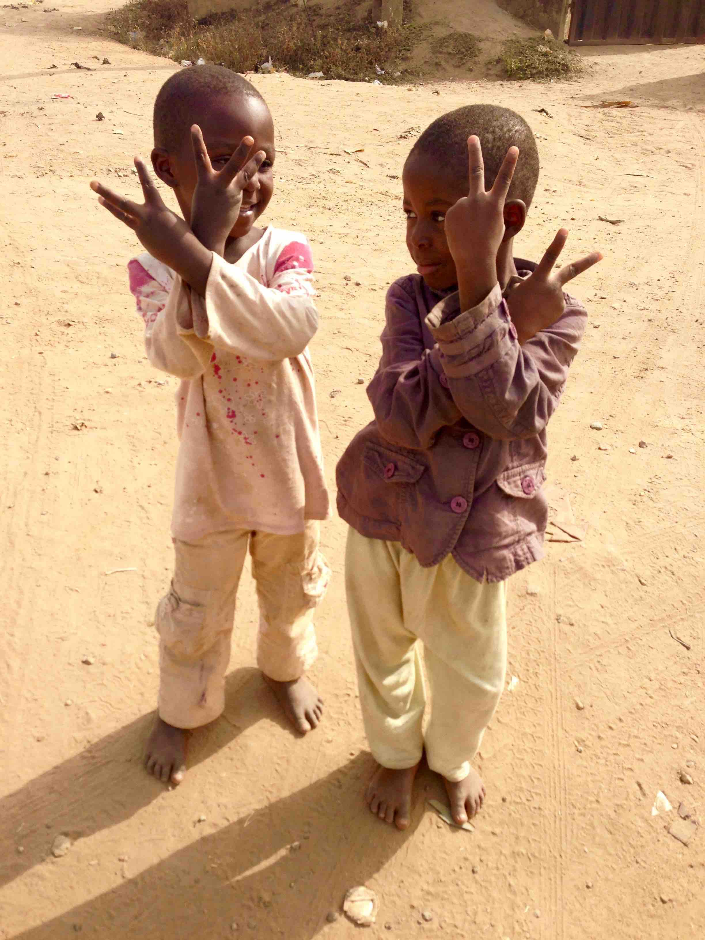 Ilaje neighborhood boys, Ilaje, Osun, Nigeria. #JujuFilms