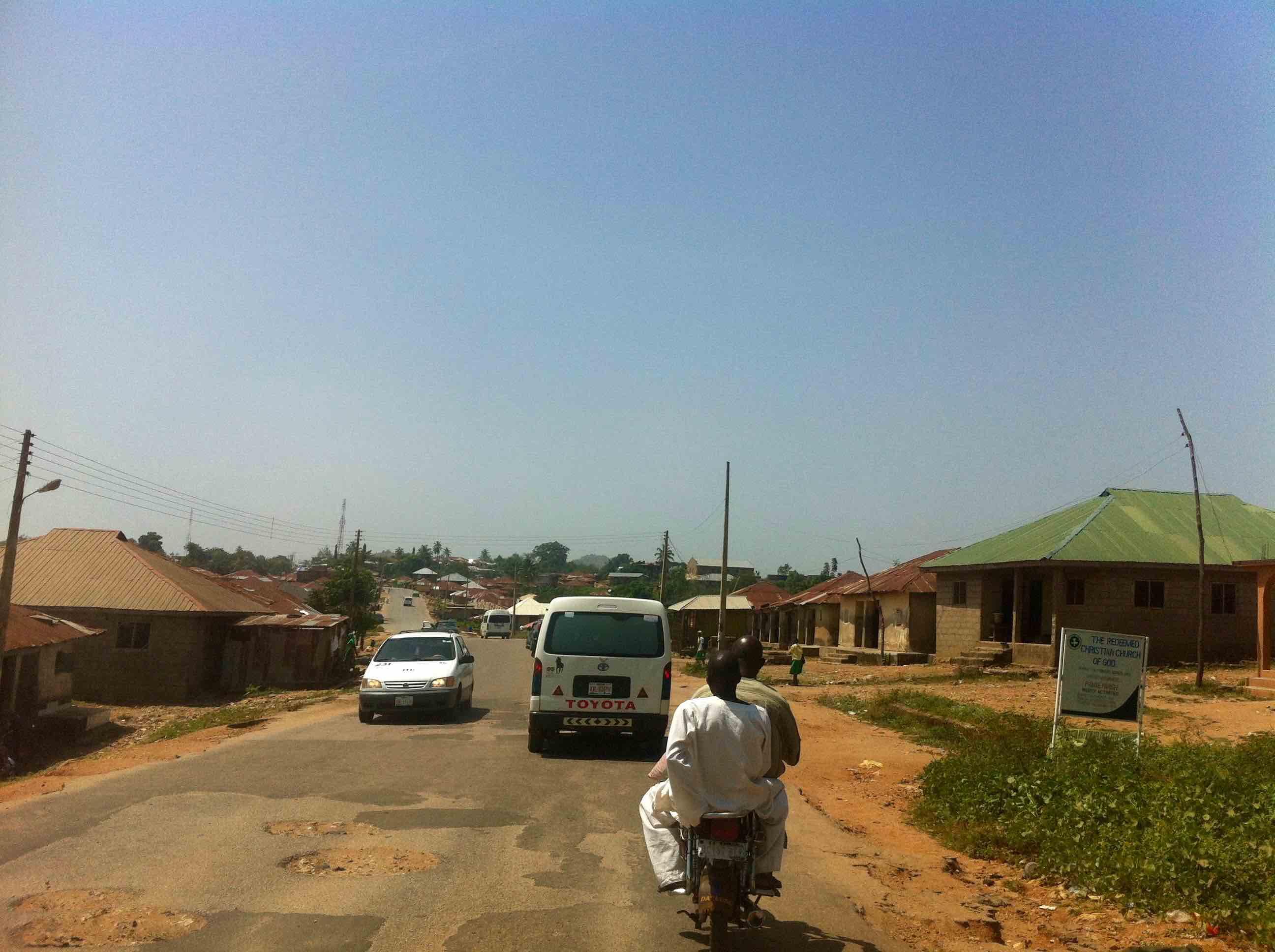 Okene, Kogi State, Nigeria. #JujuFilms