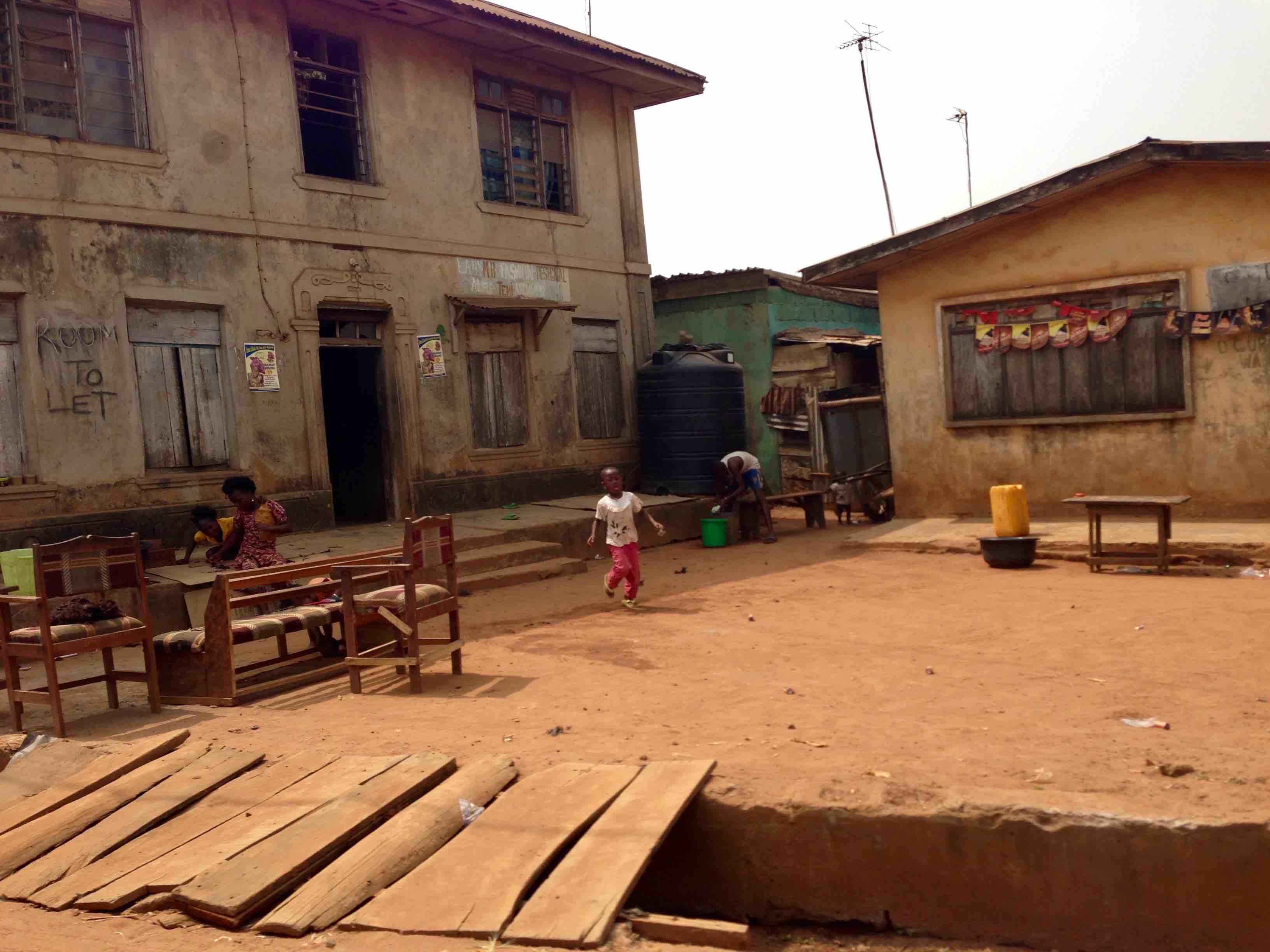 Ilese Ijebu, Ogun, Nigeria. #JujuFilms