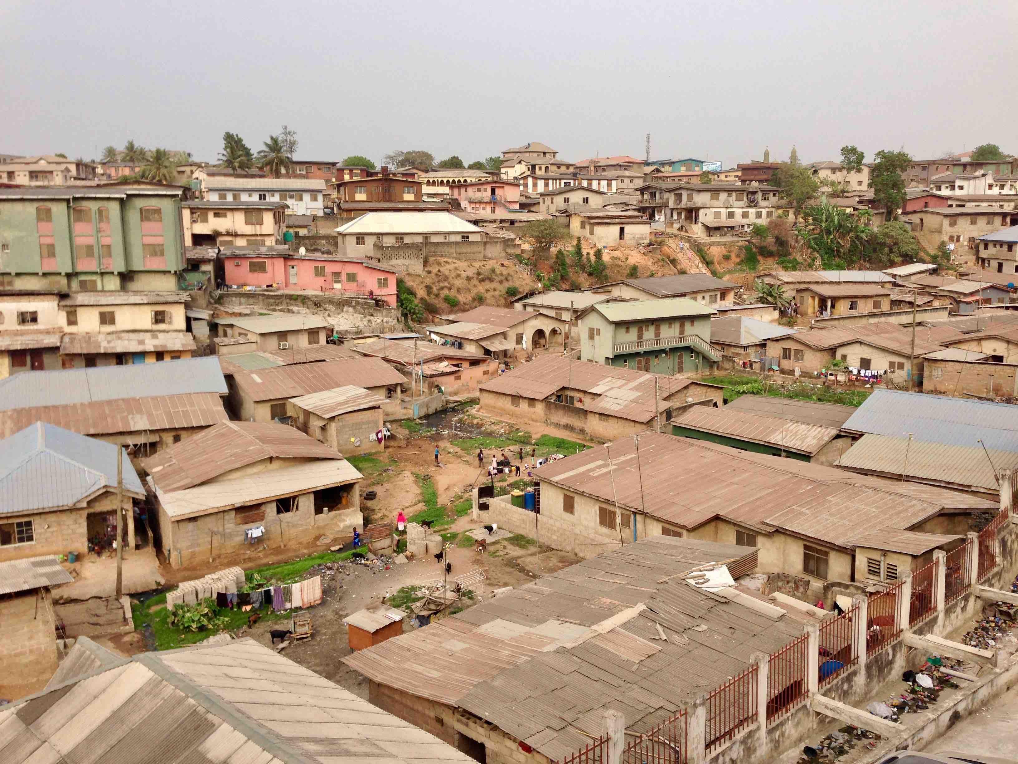 Omole, Lagos, Nigeria. #JujuFilms