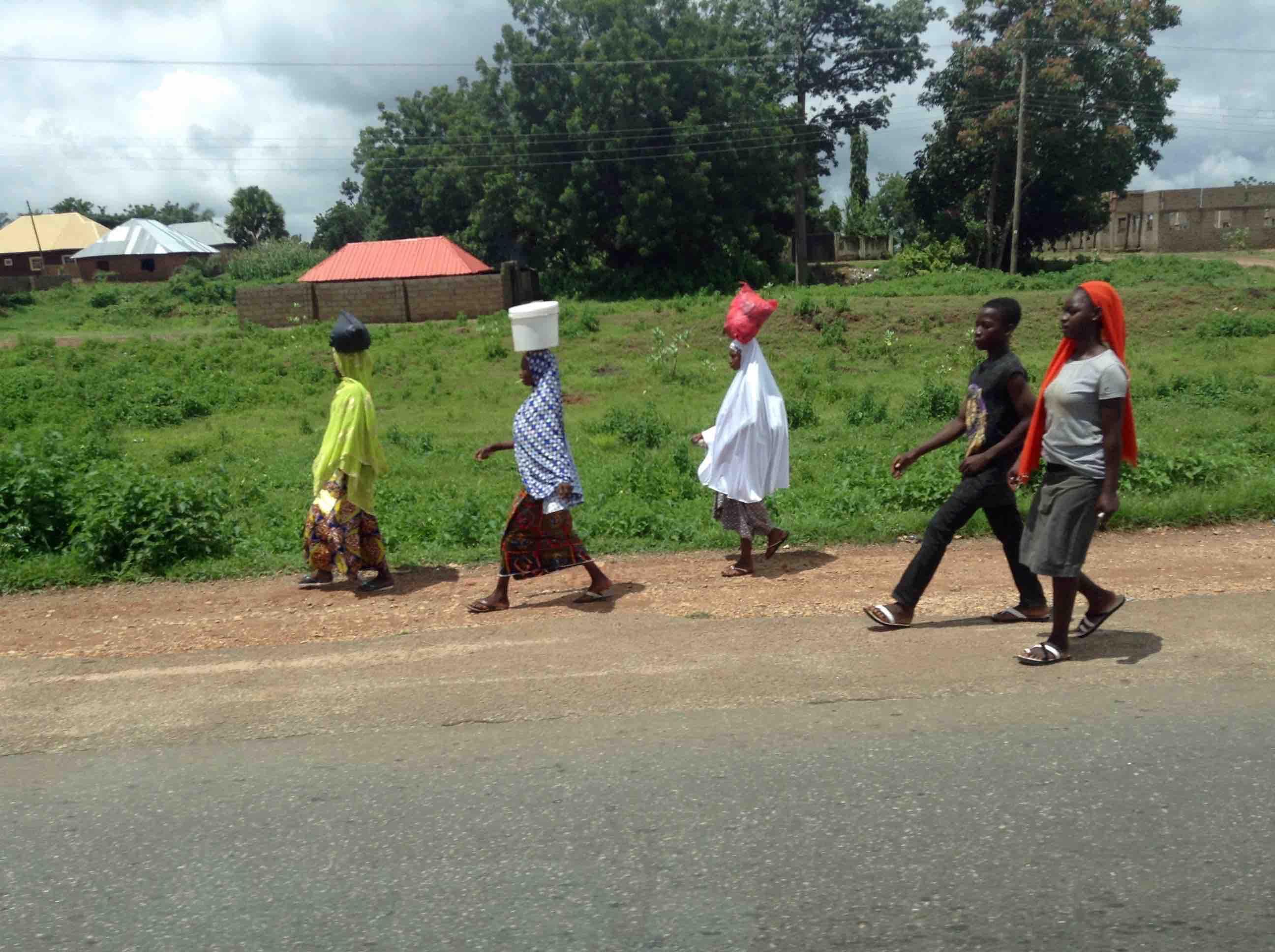 Fulani women in Nasarawa, Nigeria. #JujuFilms