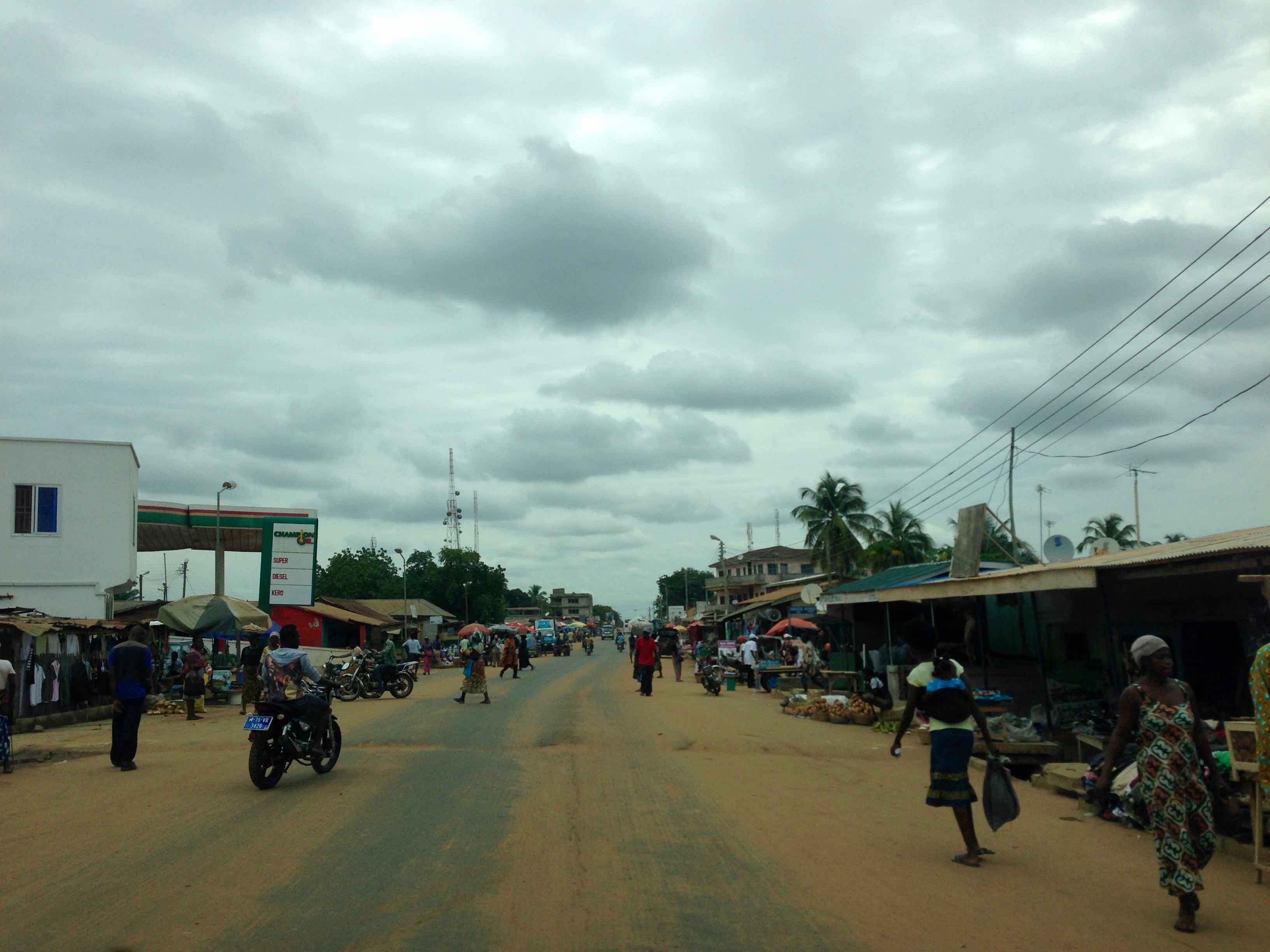 Aflao, Volta, Ghana. #JujuFilms