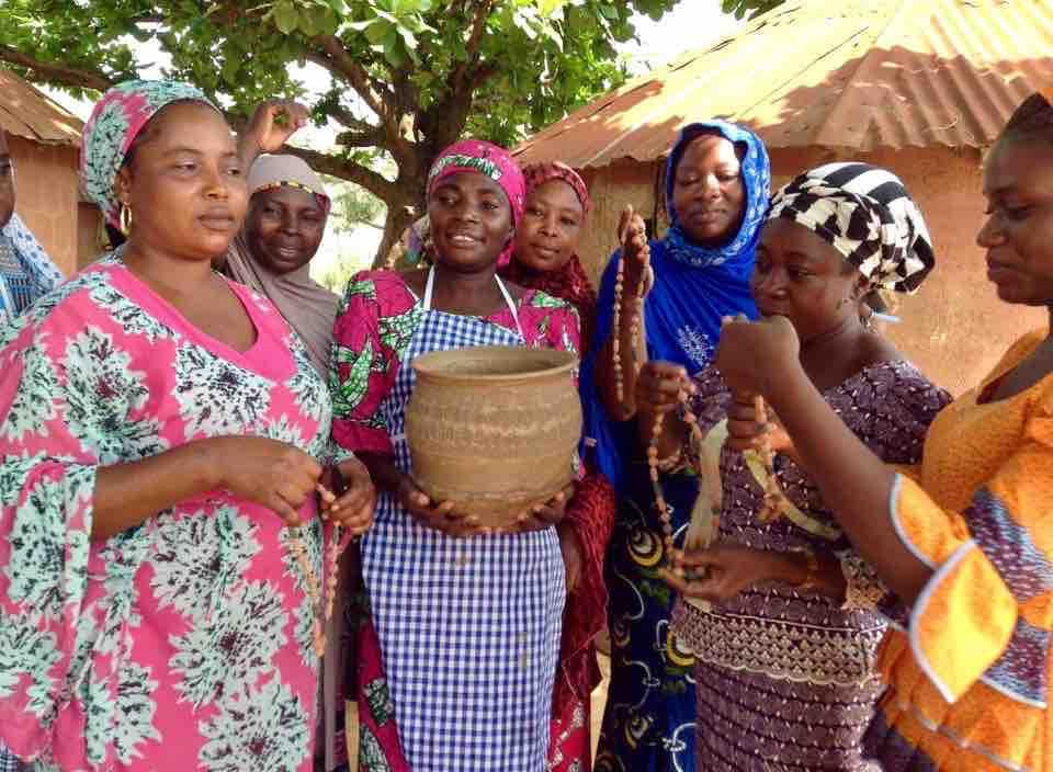 Gbagyi Craftswomen, Ushafa Village, FCT, Abuja, Nigeria. #JujuFilms