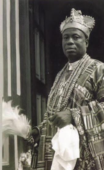 Musendiku Buraimoh Adeniji Adele (November 13, 1893 - July 12, 1964) Oba (King) of Lagos from October 1, 1949 to July 12, 1964. #JujuFilms