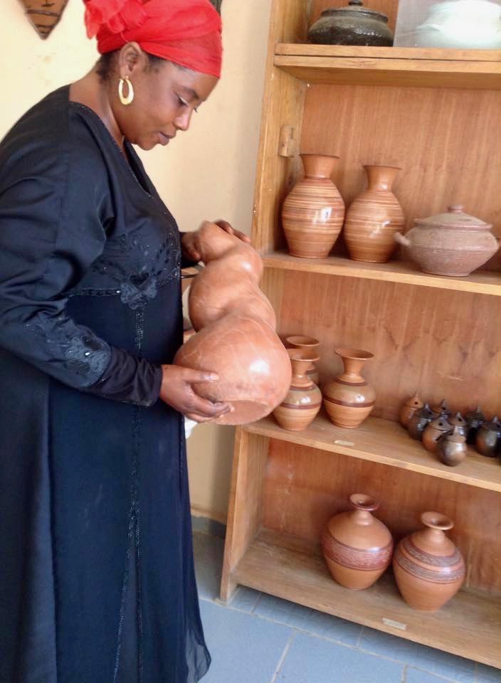 Gbagyi Pottery, Ushafa Village, FCT, Abuja, Nigeria. #JujuFilms