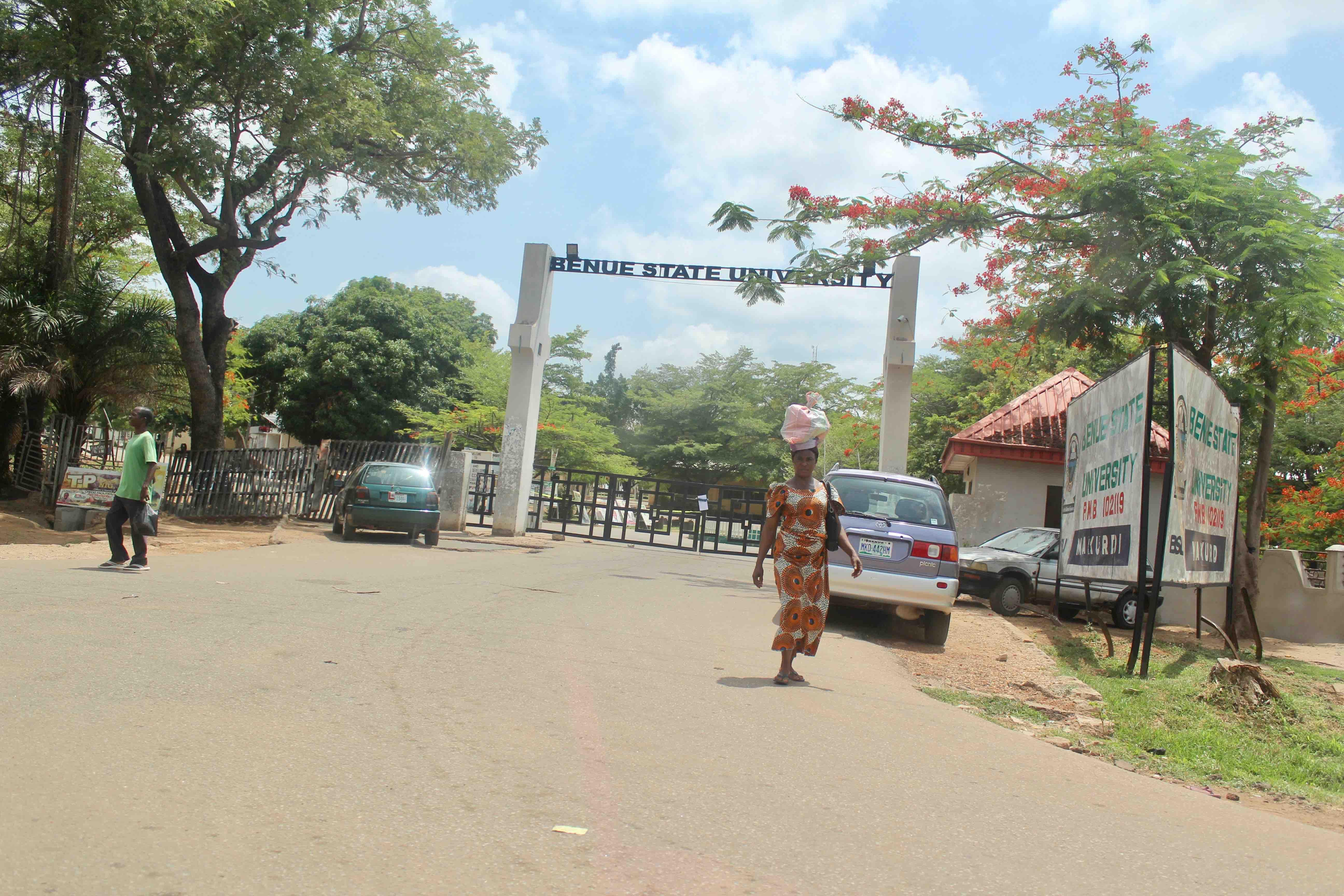 Benue State University, Makurdi, Benue State, Nigeria. #JujuFilms
