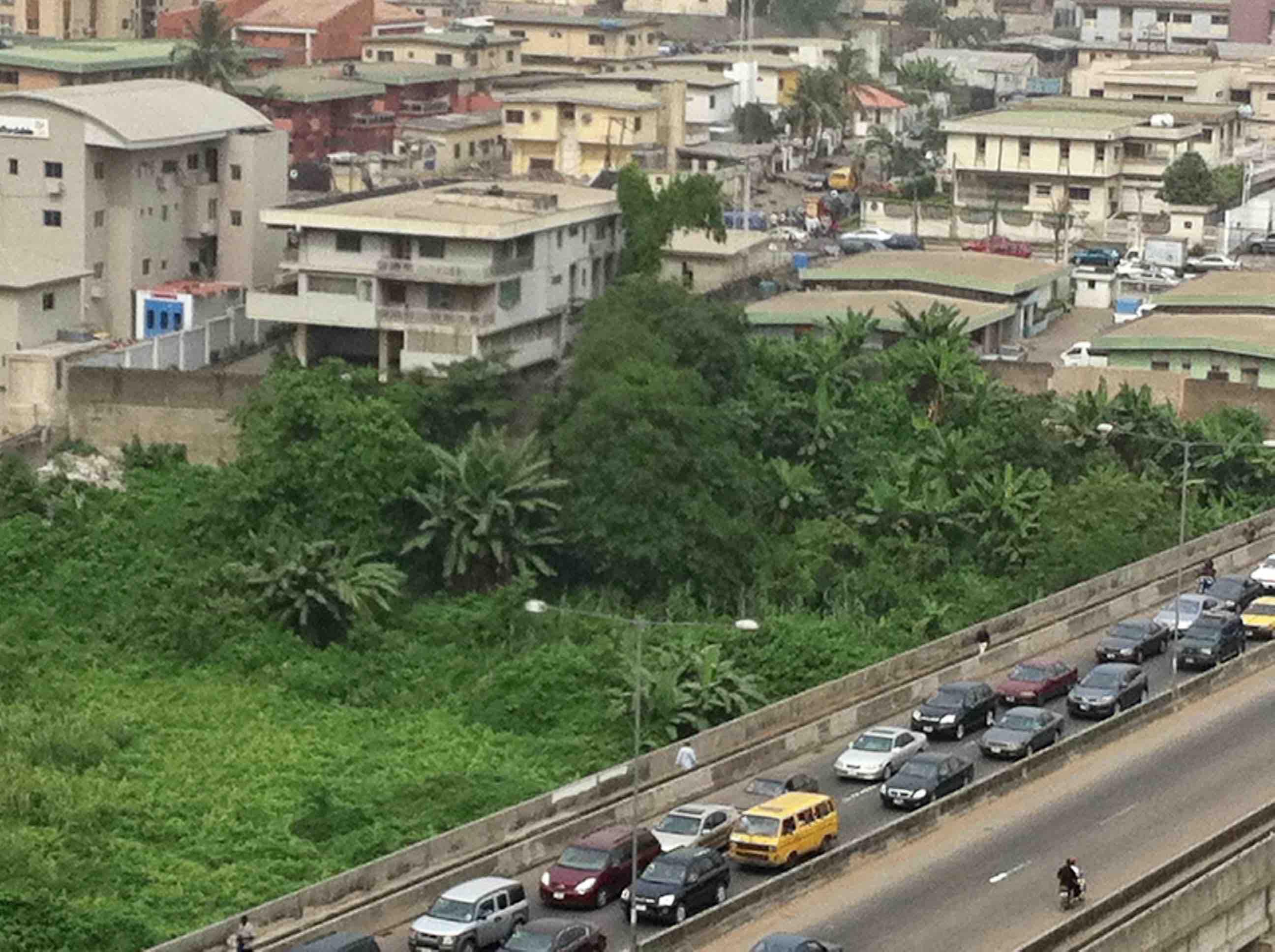 Opebi Link Road, Ikeja, Lagos State, Nigeria. #JujuFilms