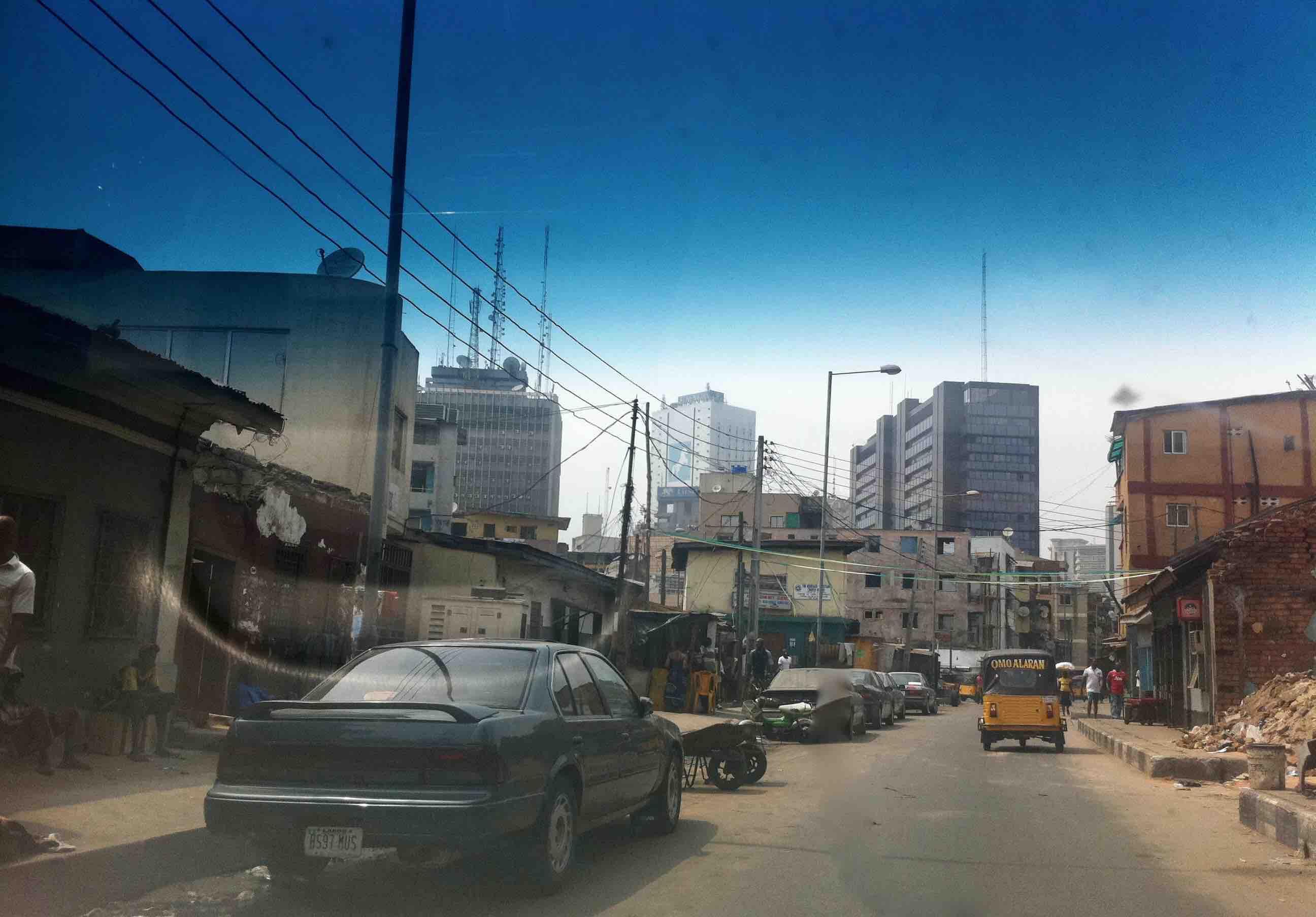Bamgbose Street, Lagos Island, Lagos State, Nigeria. #JujuFilms