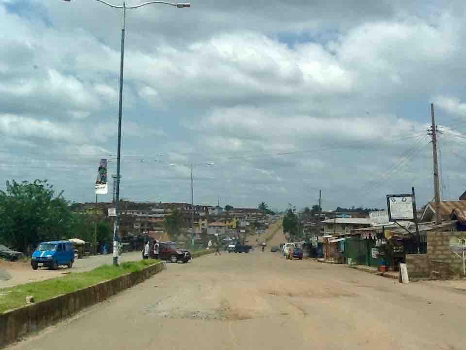 Ataoja Road, Oshogbo, Osun State, Nigeria. #JujuFilms