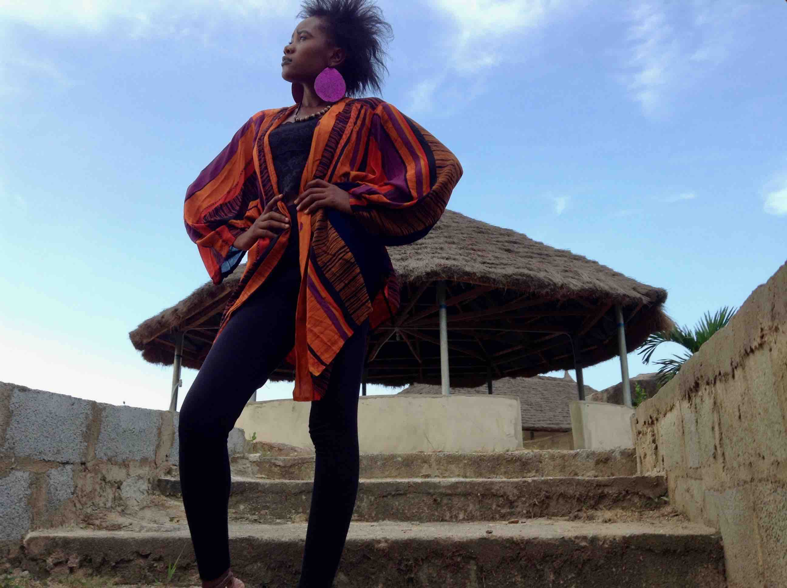 Singer/Songwriter Matilda Jerome, Ushafa Village, FCT, Abuja, Nigeria. #JujuFilms