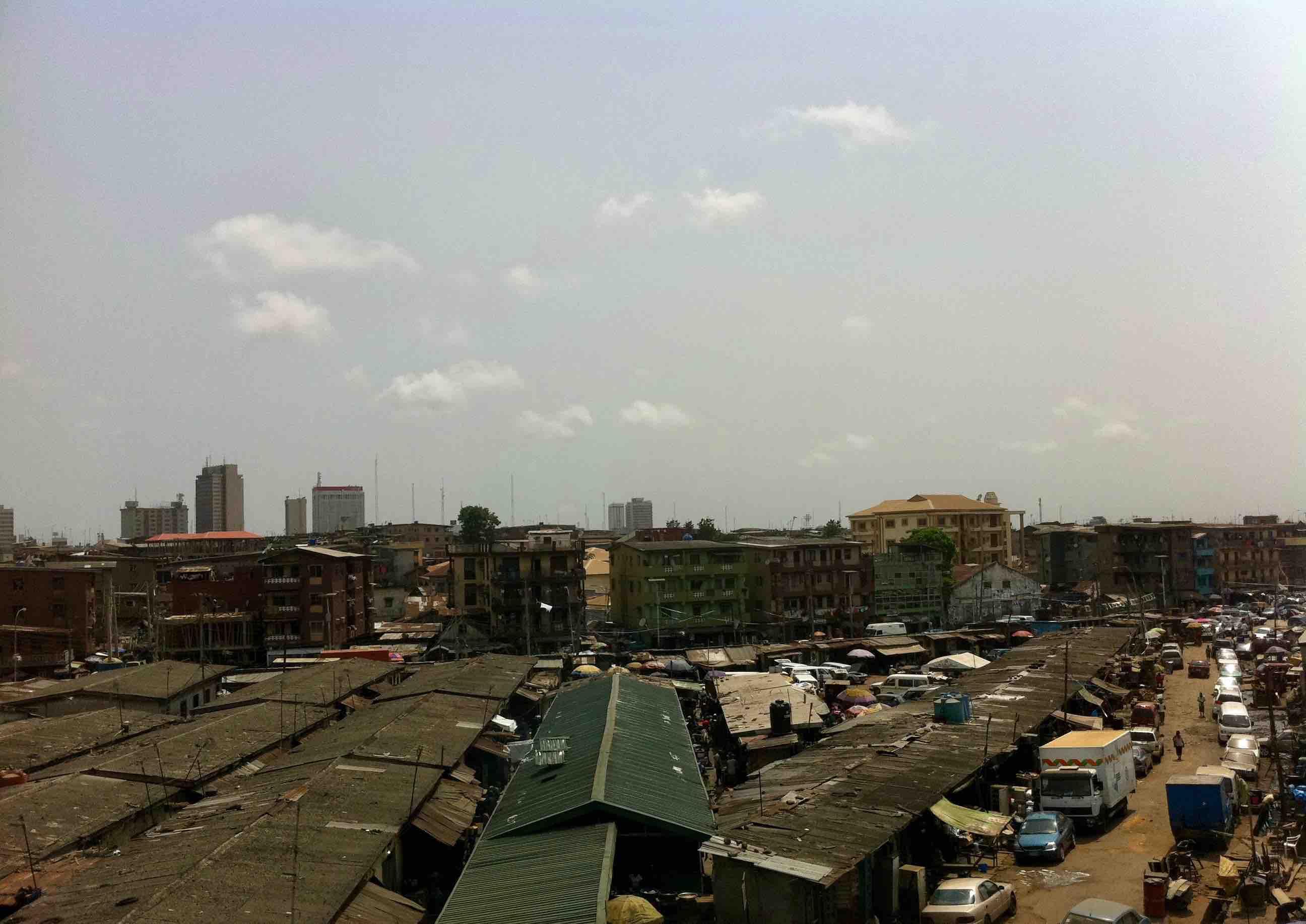 Adeniji Adele, Lagos Island, Nigeria. #JujuFilms