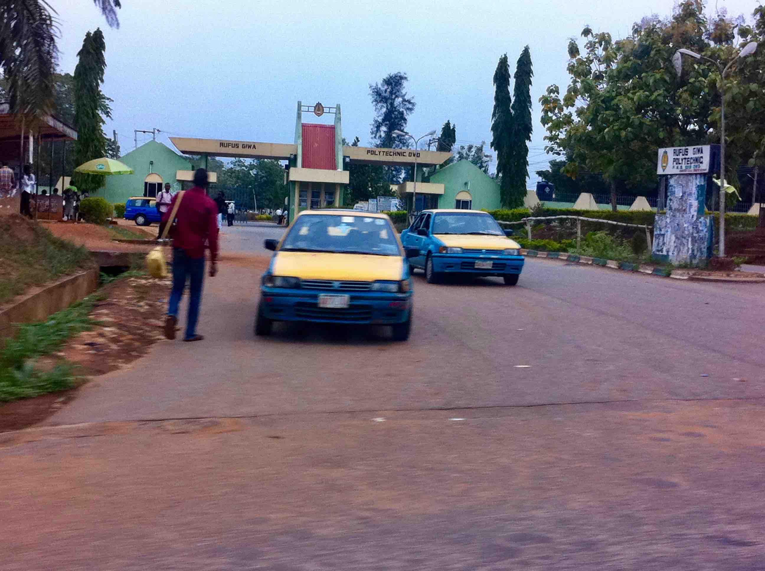 Rufus Giwa Polytechnic, Owo, Ondo State, Nigeria. #JujuFilms