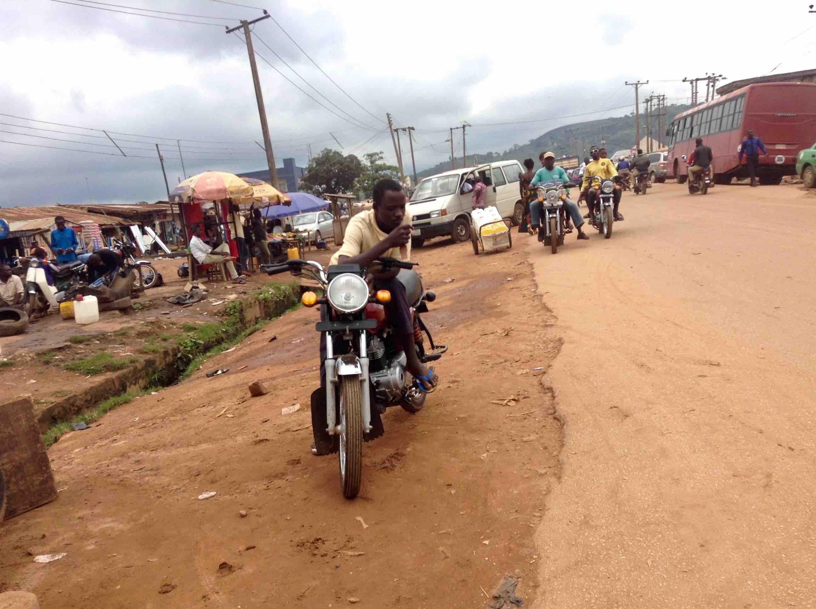 Ushafa Road, FCT, Abuja, Nigeria. #JujuFilms