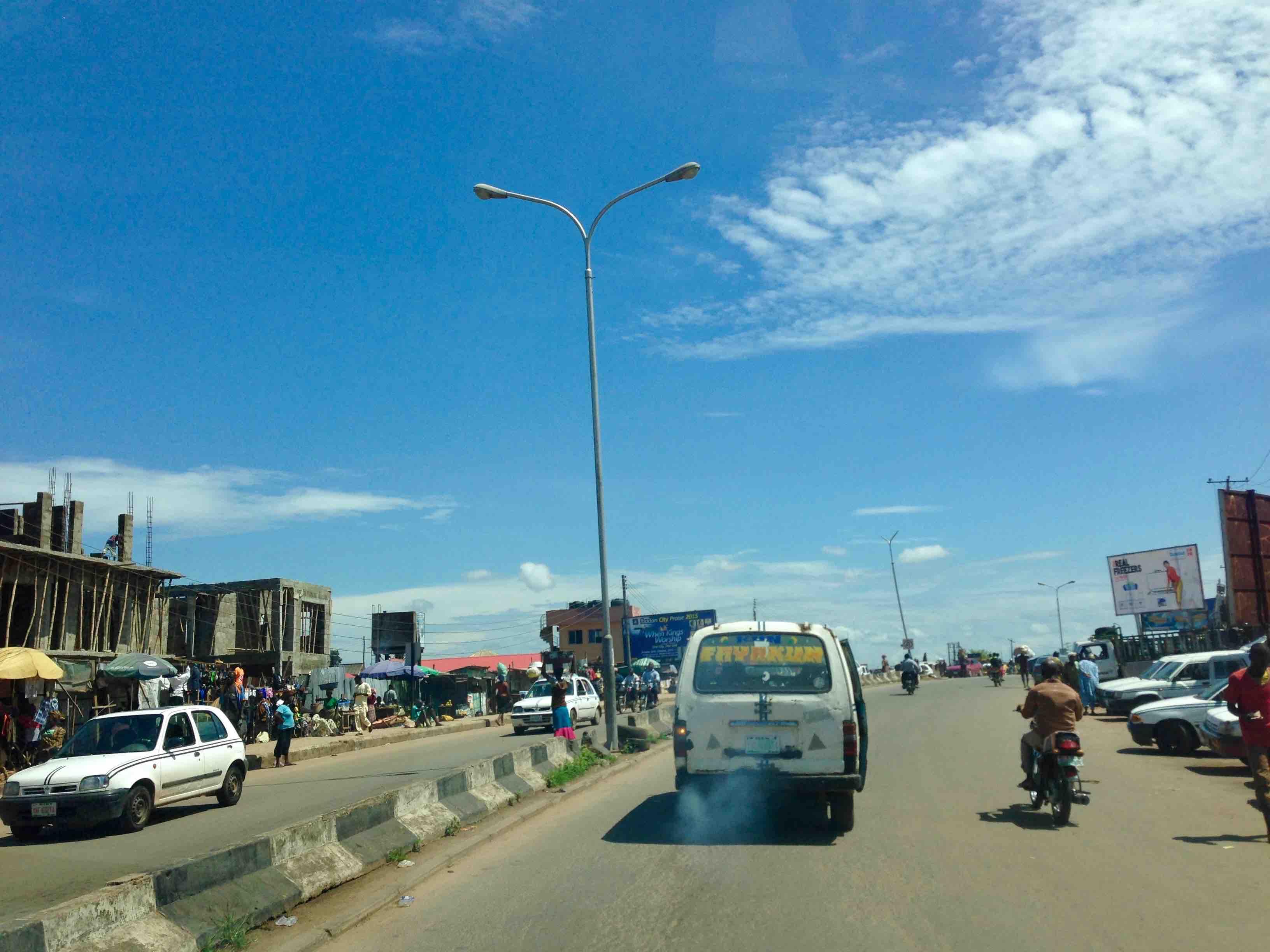 Bodija Road, Ibadan, Oyo State, Nigeria. #JujuFilms