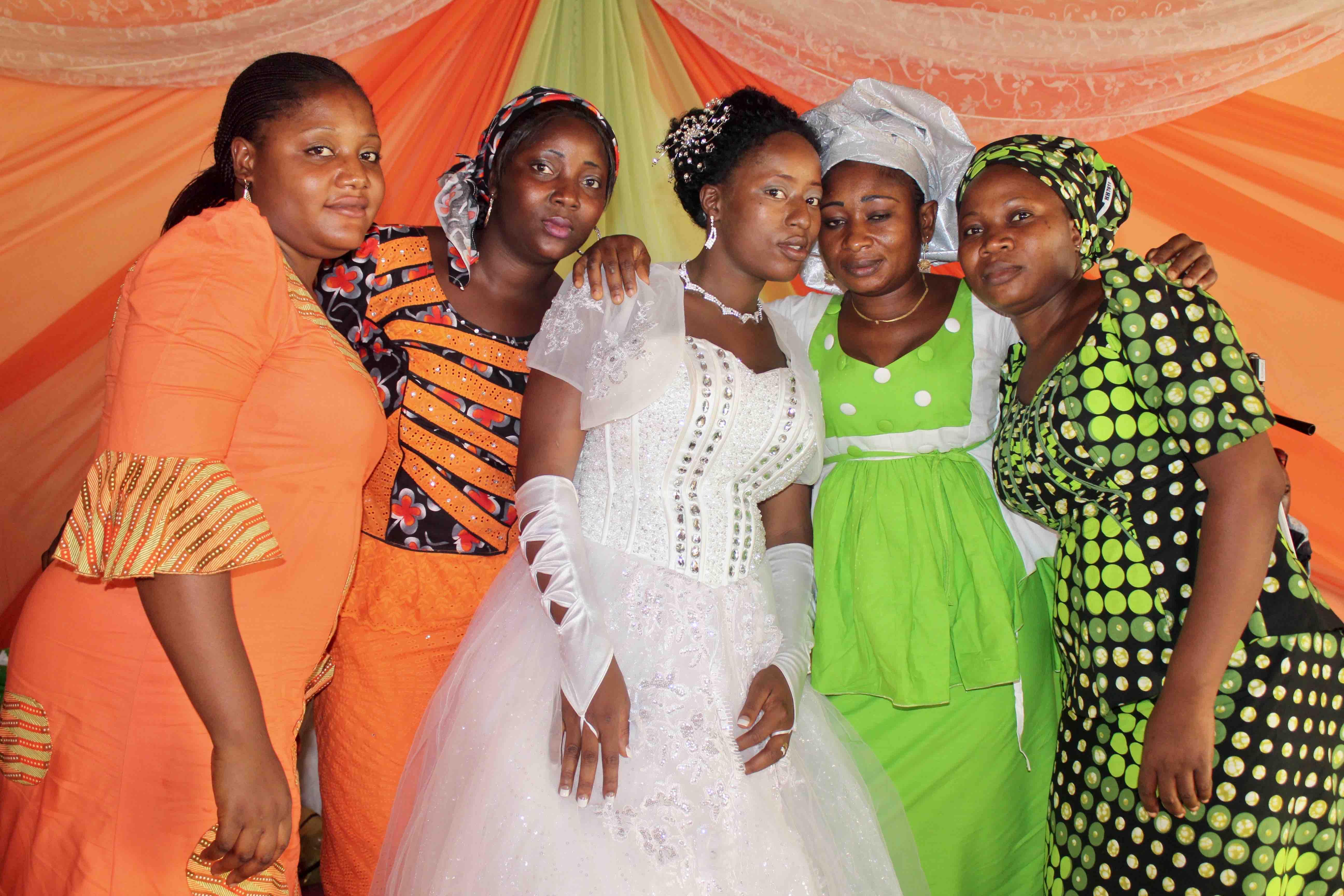 Nigerian wedding, bride is from Jigo, Bwari LGA and bridegroom is from Lendere, Wamba LGA Nasarawa State Nigeria. #JujuFilms