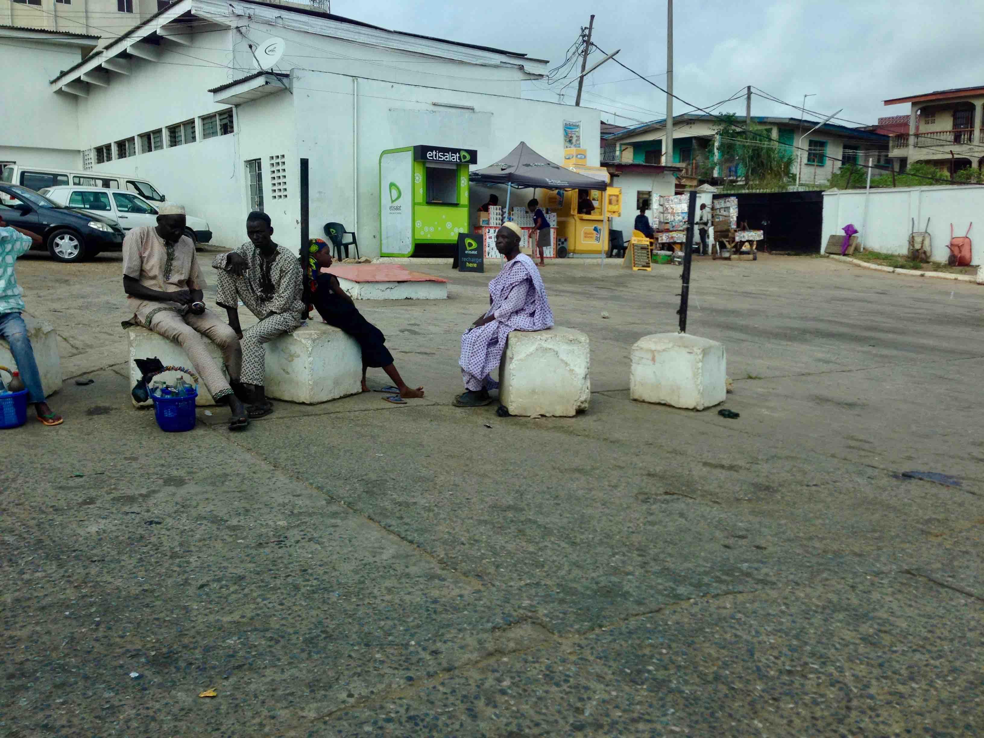 Ring Road, Challenge, Ibadan, Oyo State, Nigeria. #JujuFilms