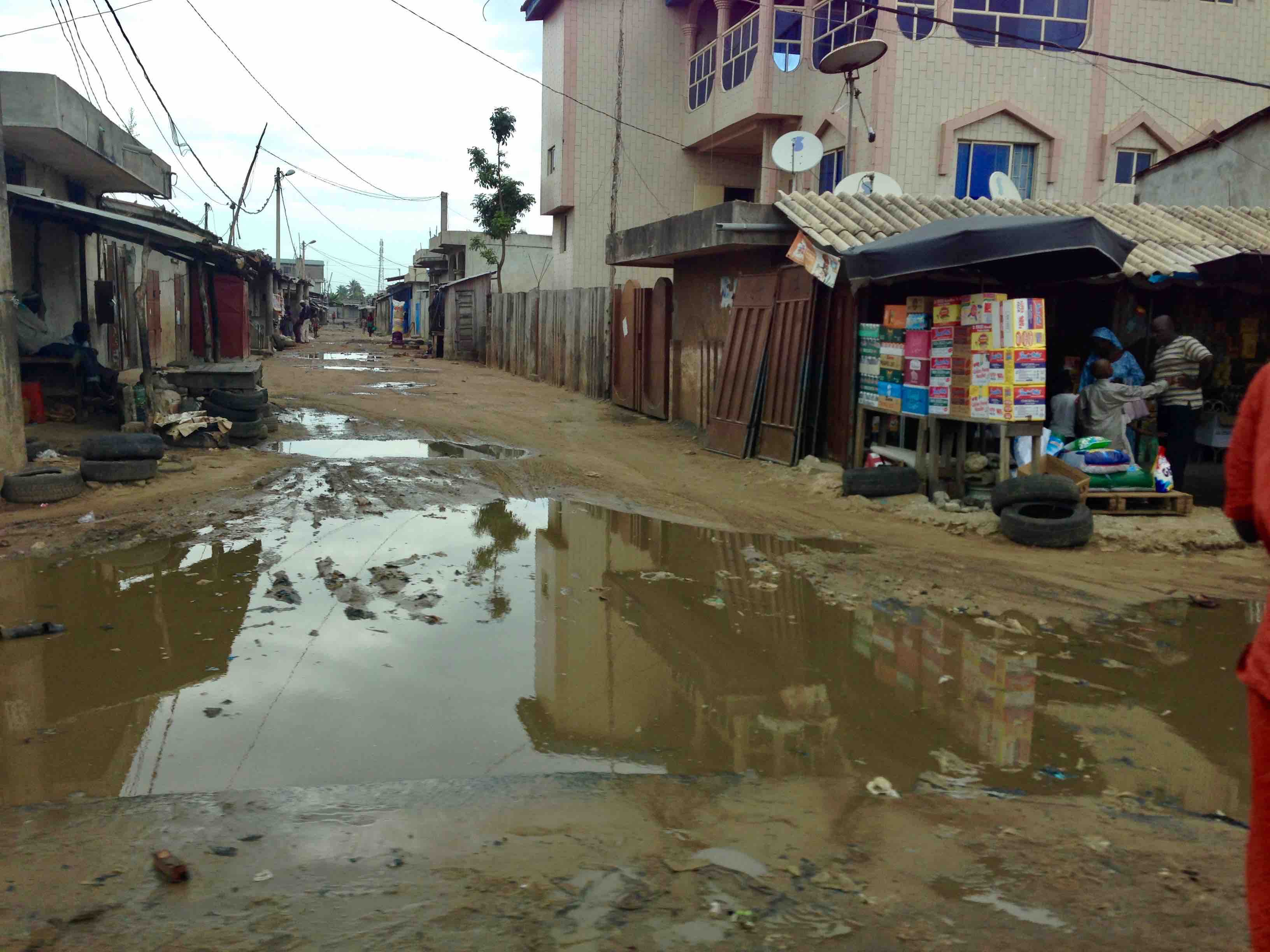 Seme border, Queme, Benin. #JujuFilms