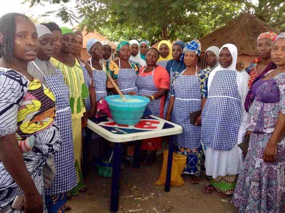 Women of The Mairo Women Foundation, Ushafa Village, FCT, Abuja, Nigeria. #JujuFilms