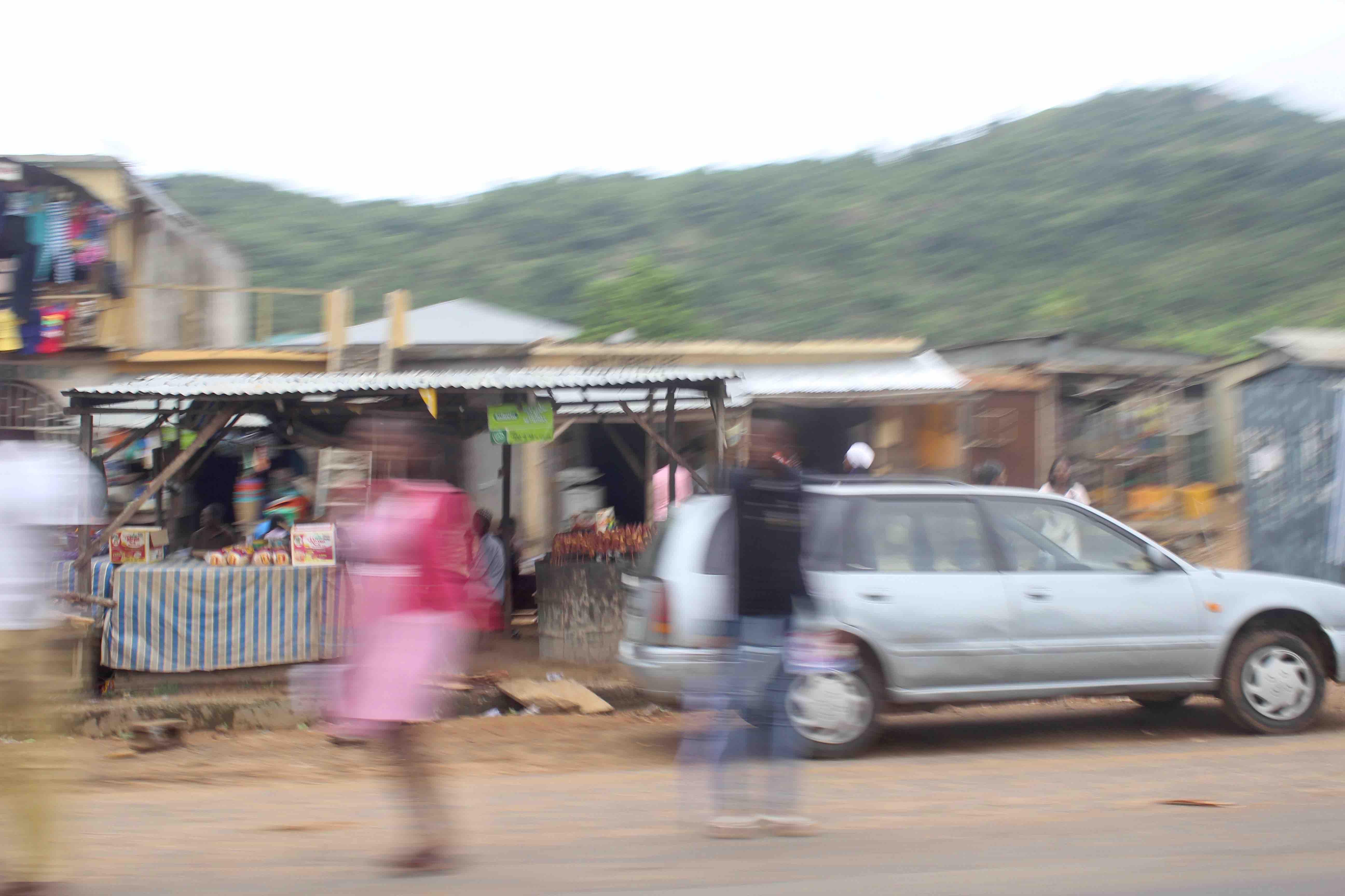 Street Scene, Okene, Kogi State, Nigeria. #JujuFilms