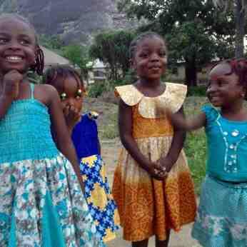 Igala Children, Ushafa Village, FCT, Abuja, Nigeria. #JujuFilms