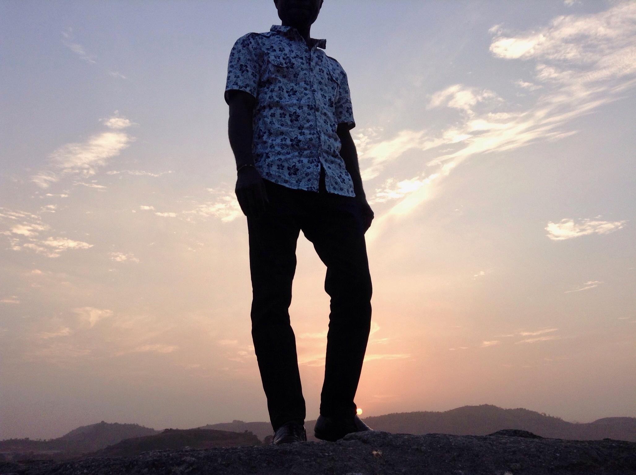 Sunset in Ushafa Village, FCT, Abuja, Nigeria. #JujuFilms