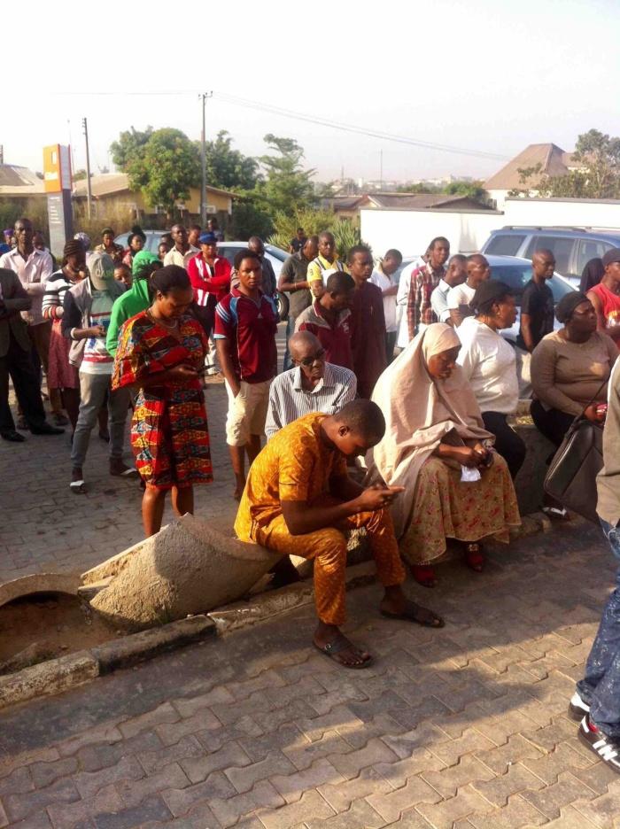 GT Bank, Kubwa, FCT, Abuja, Nigeria. #JujuFilms