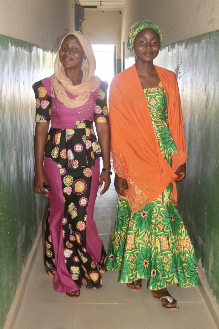 Igbira Girls in Ushafa Village, FCT, Abuja, Nigeria. #JujuFilms