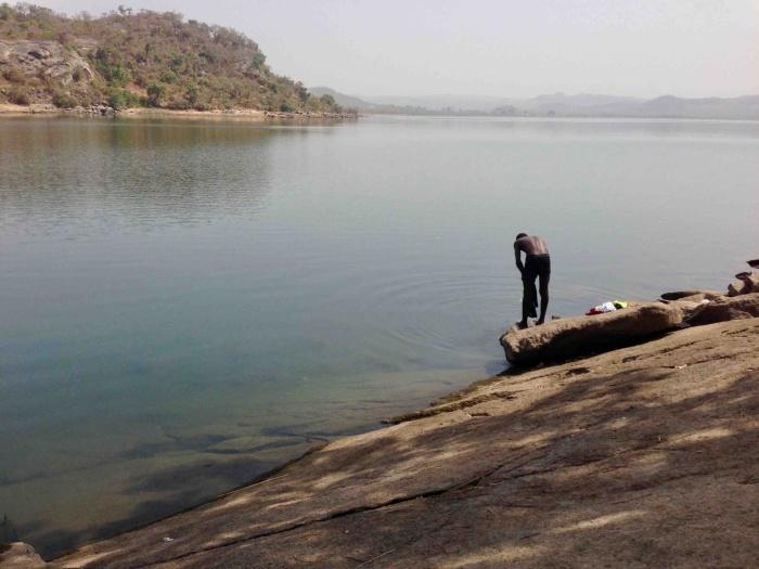 Usuma Lake and Dam, Ushafa Village, FCT, Abuja, Nigeria. #JujuFilms