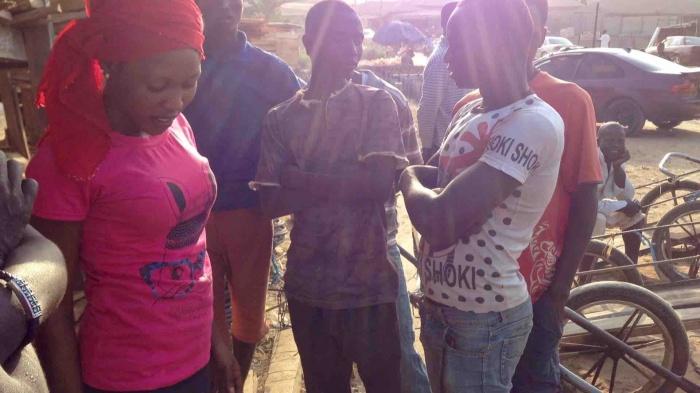 Rose Mary, Ushafa Village, FCT, Abuja, Nigeria. #JujuFilms