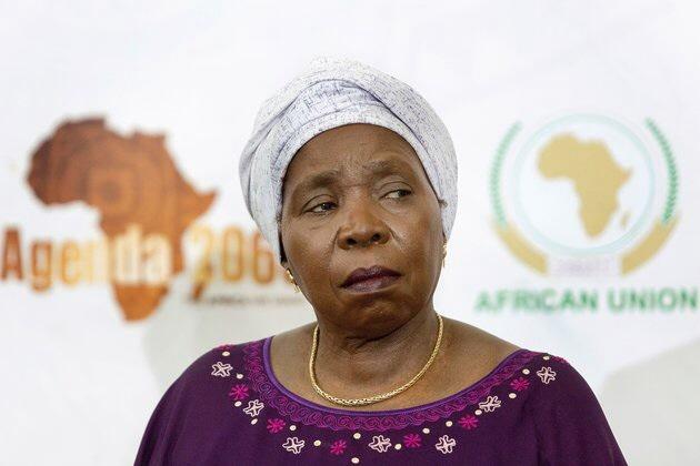 AU chairwoman Nkosazana Dlamini-Zuma