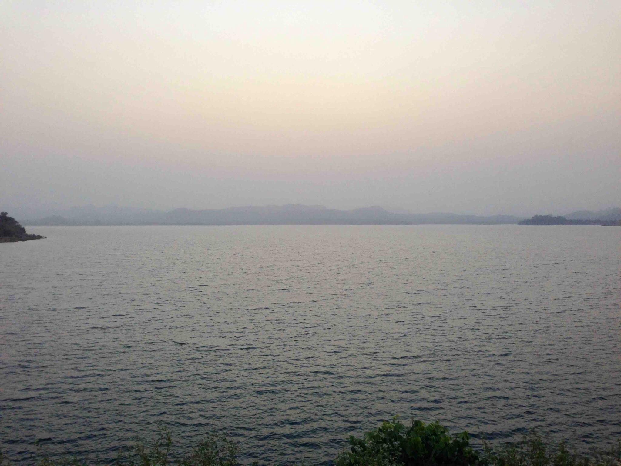 Sunset on Usuma Lake, Ushafa Village, Abuja, Nigeria #JujuFilms