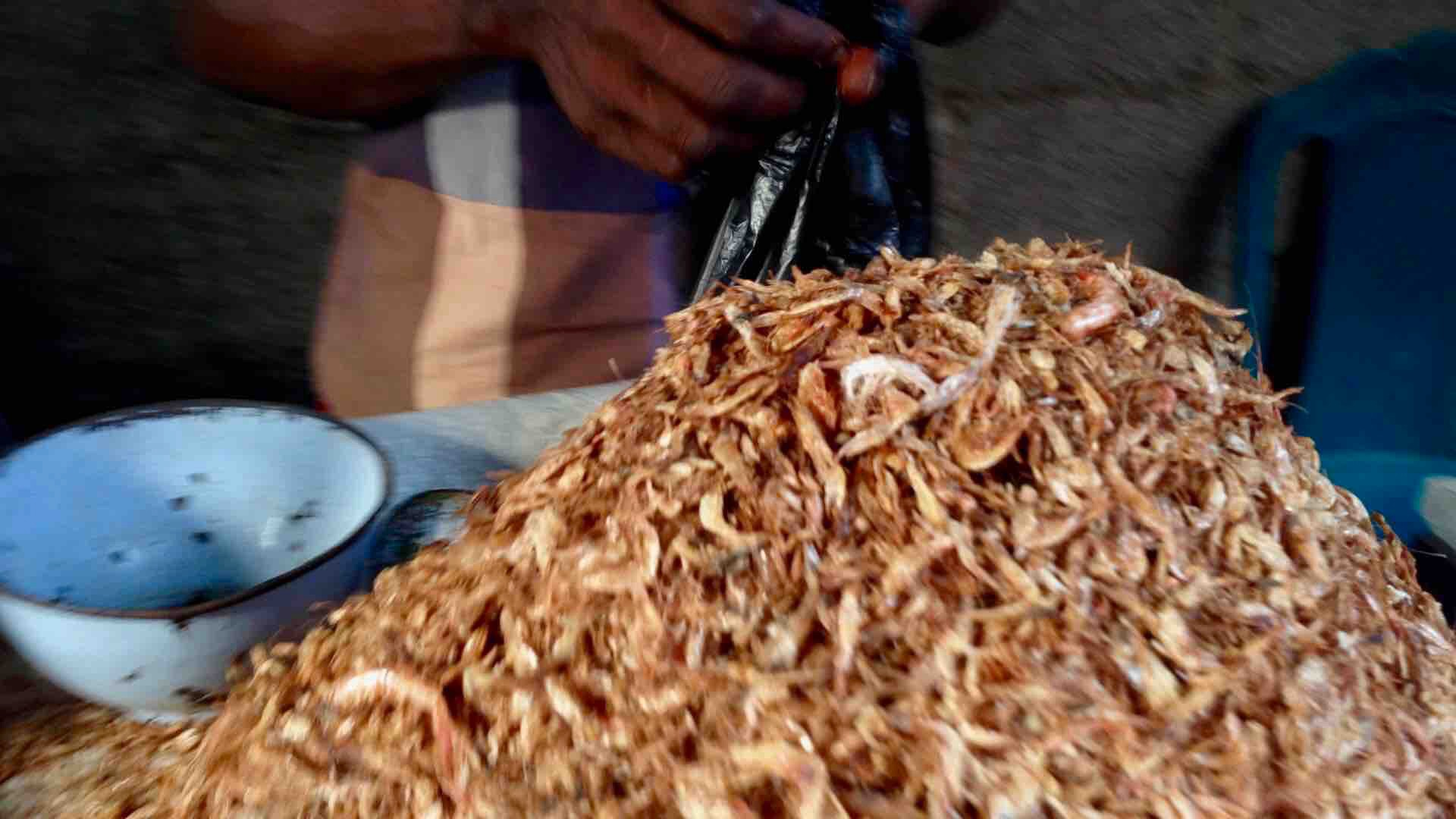 Crawfish, Dutse Market, Dutse, FCT, Abuja, Nigeria. #JujuFilms