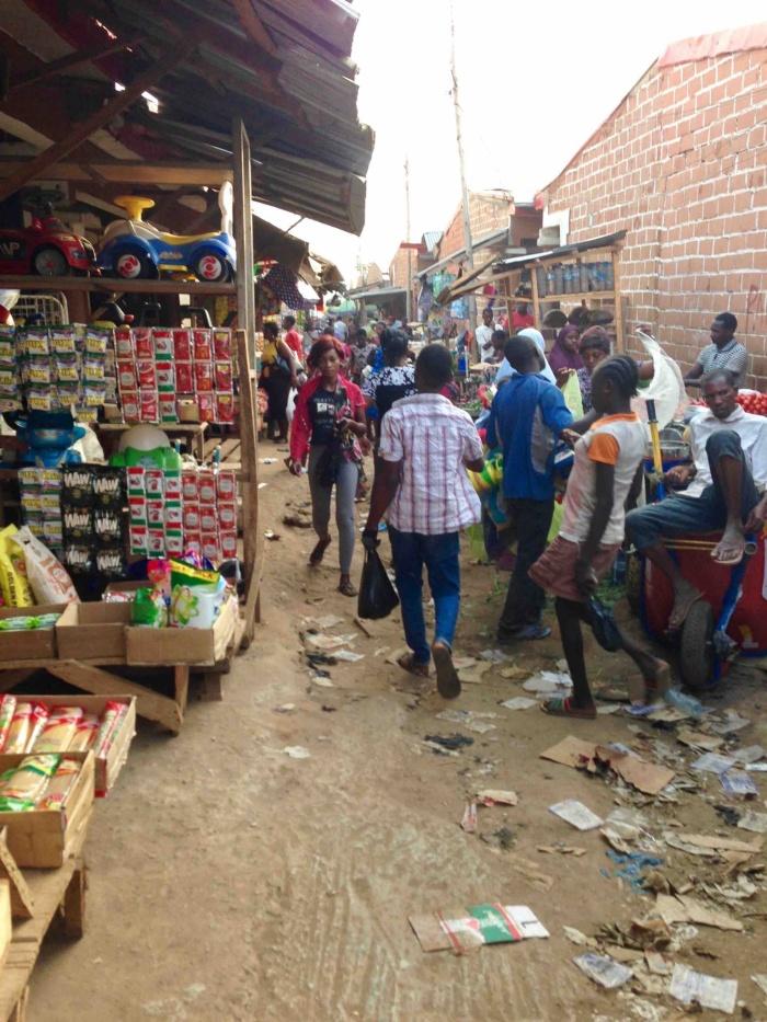 Dutse Market, Dutse, Nigeria #JujuFilms