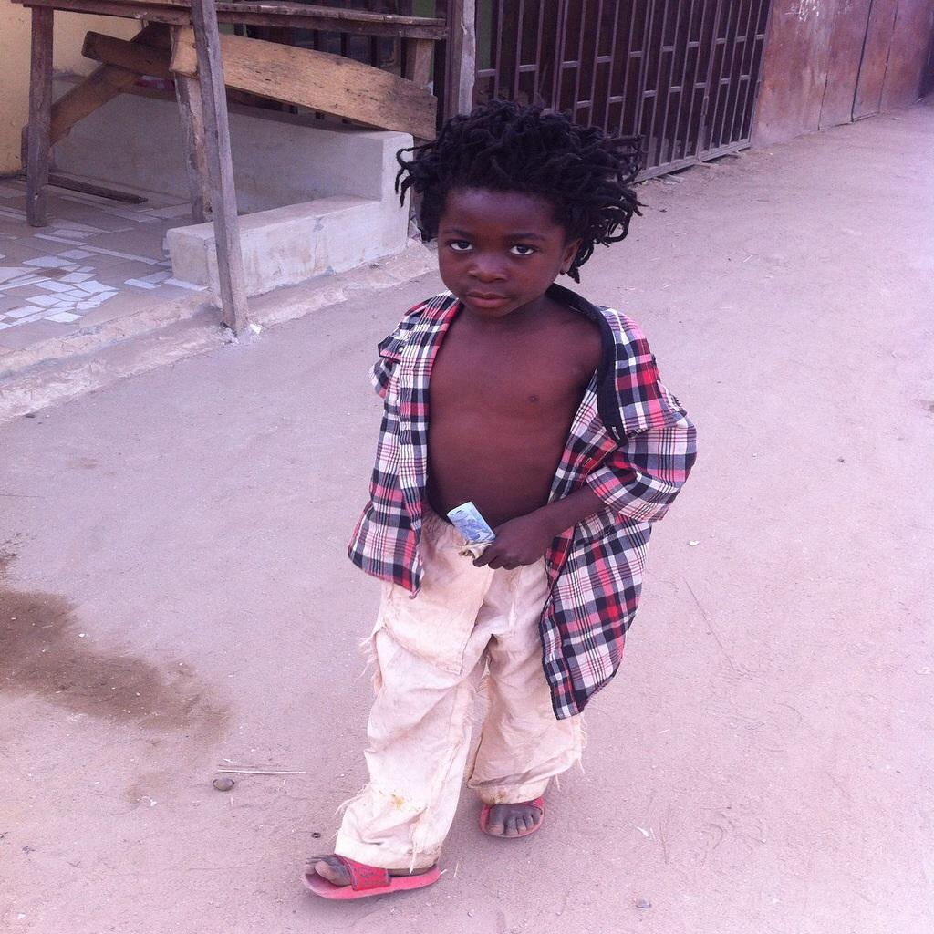 Dada, Ushafa Village, FCT, Abuja, Nigeria #JujuFilms