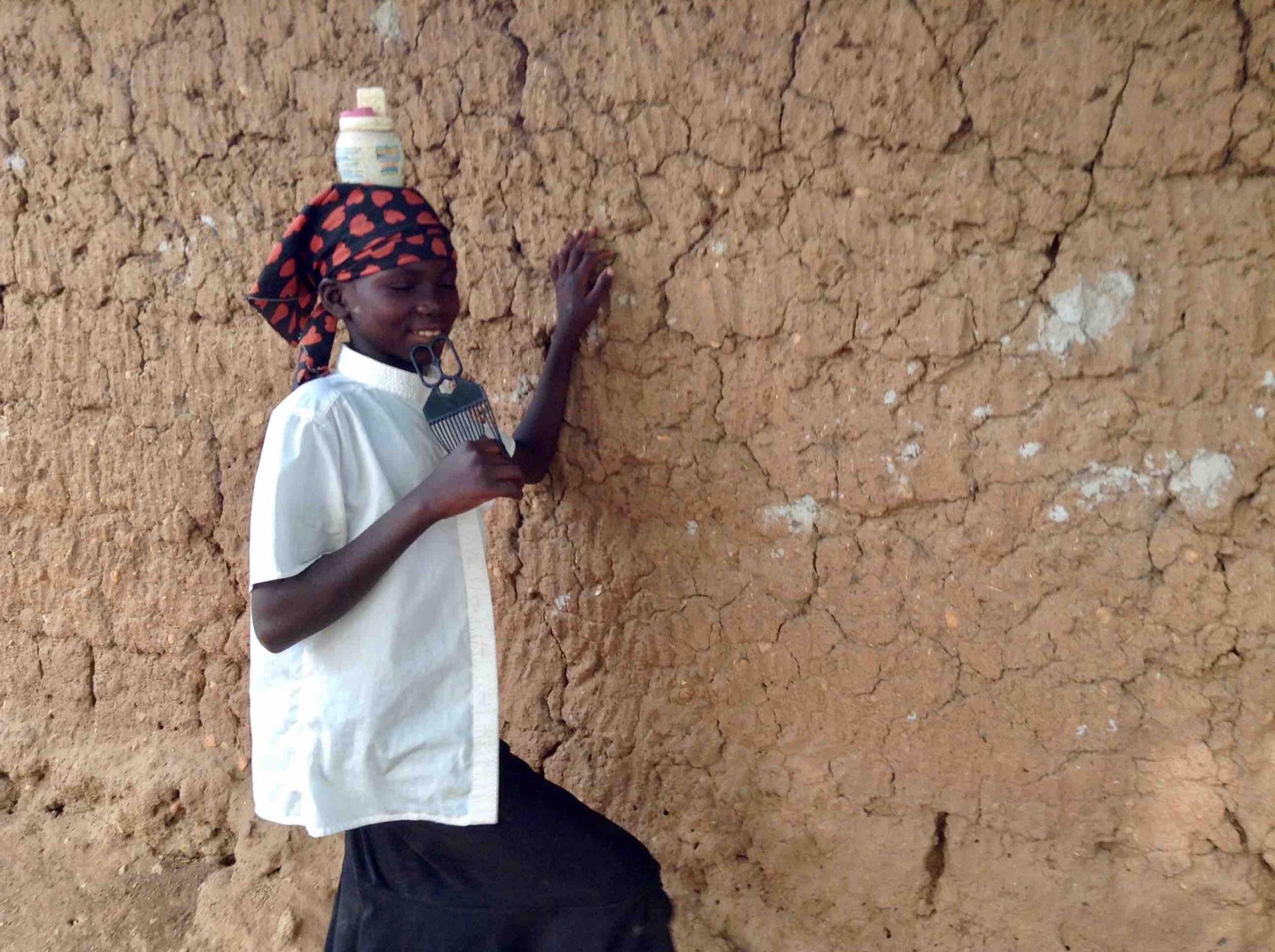 Eggon girl, Langa Langa Village, Nasarawa State, Nigeria #JujuFilms